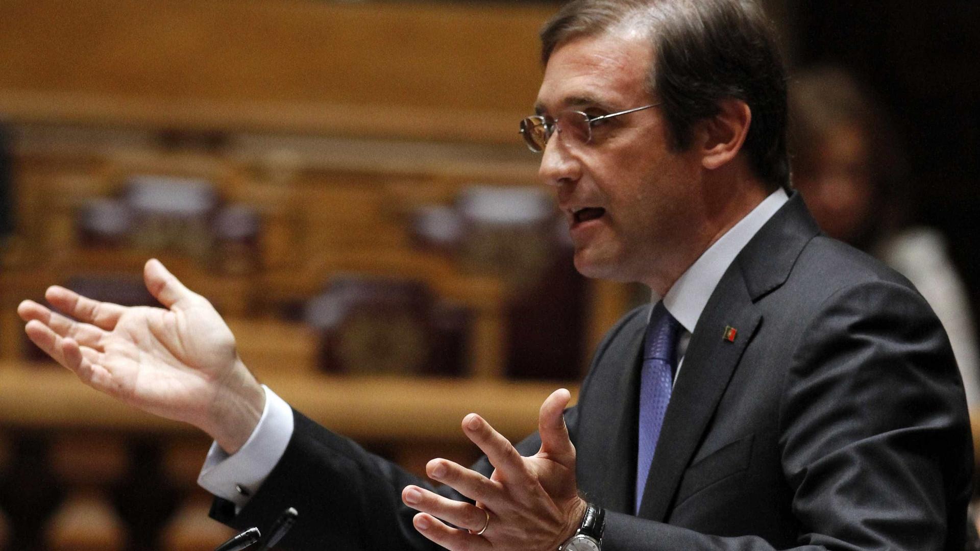 """""""É hora de os portugueses dizerem à oposição que ela não é precisa"""""""