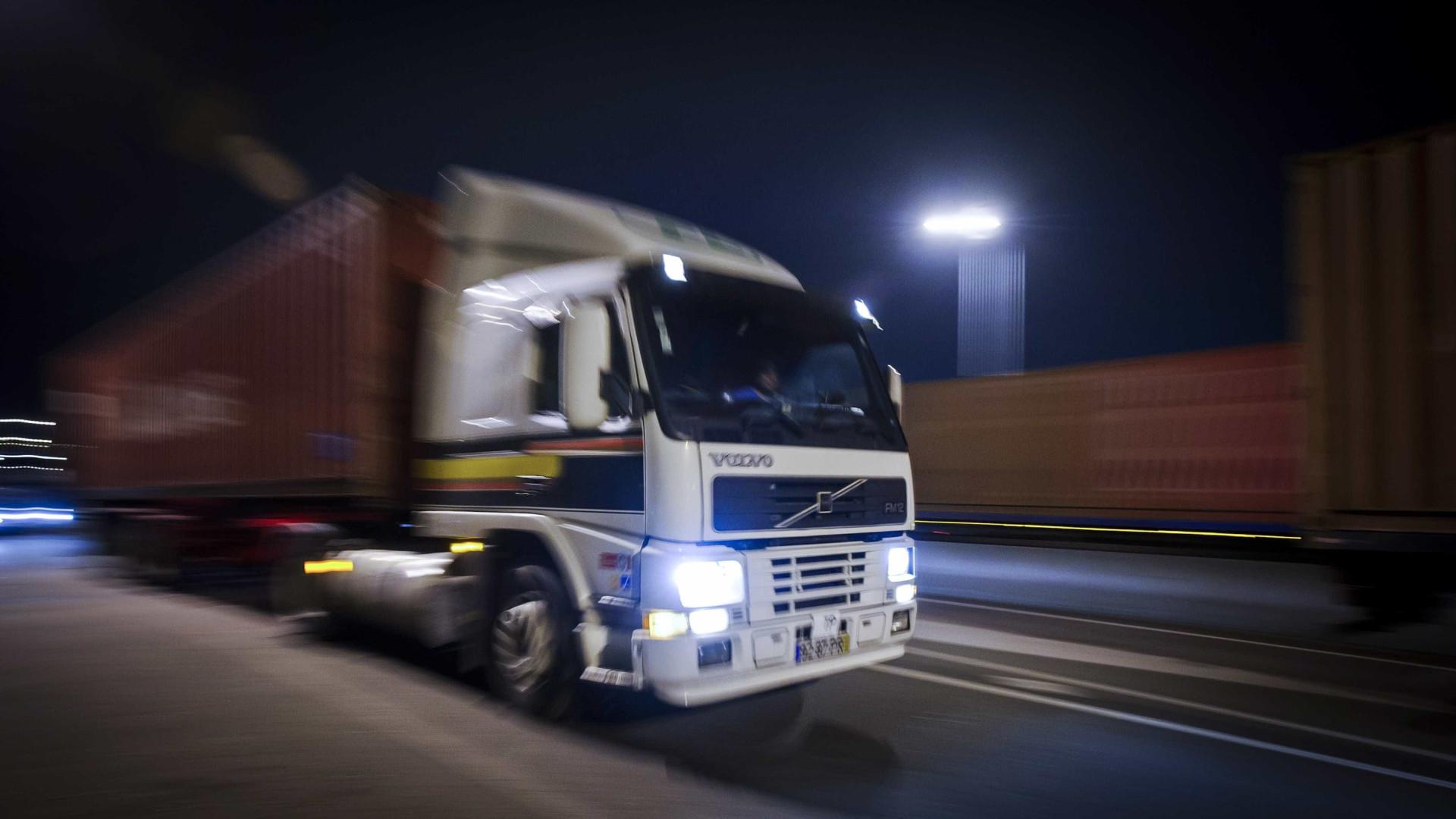 Sindicato confiante em acordo com os transportes de mercadorias