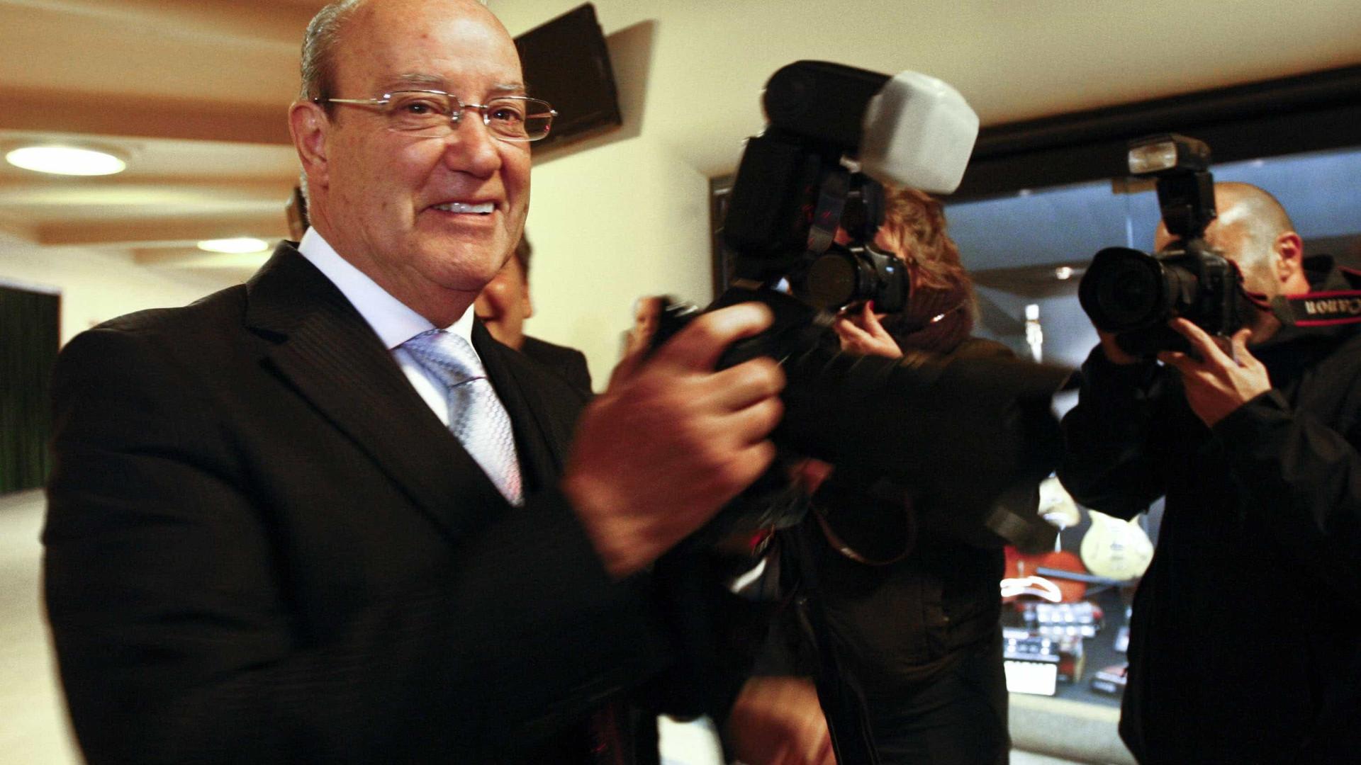 Pinto da Costa faz hoje 75 anos