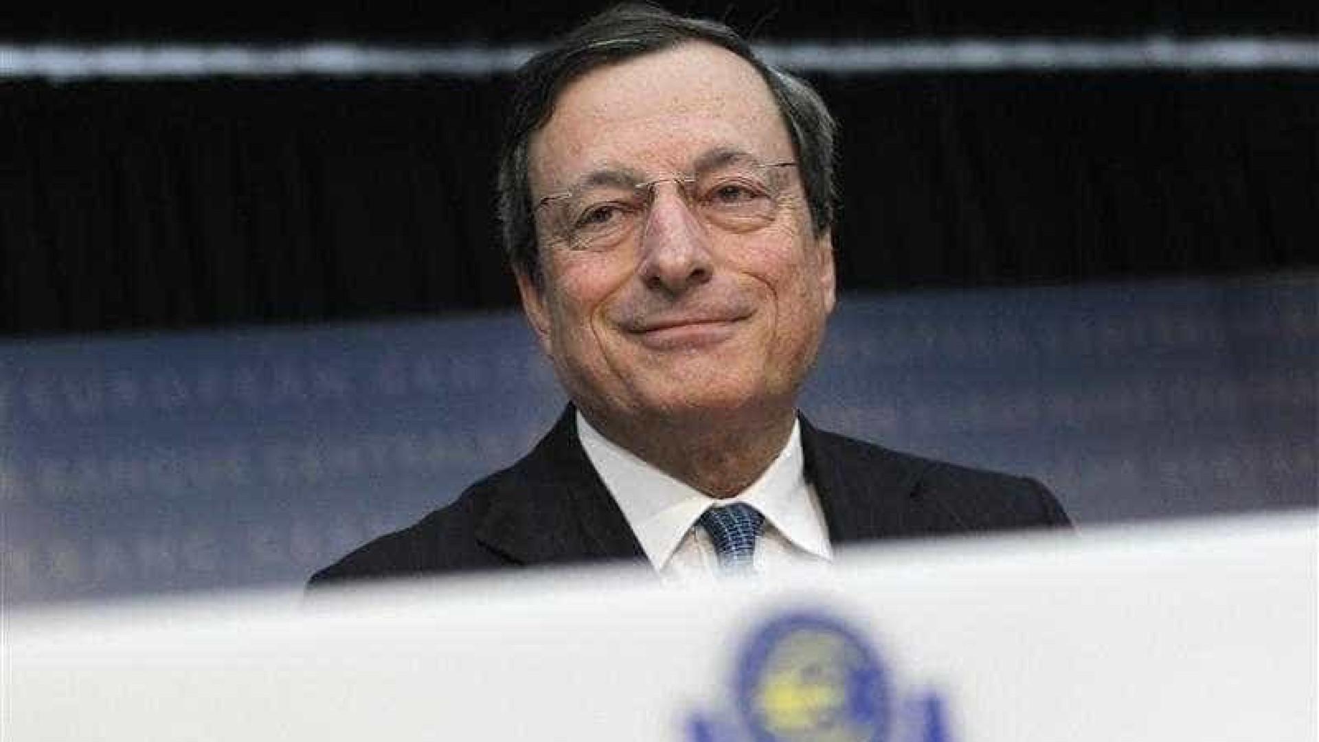 BCE mostra-se menos otimista quanto ao crescimento em 2018