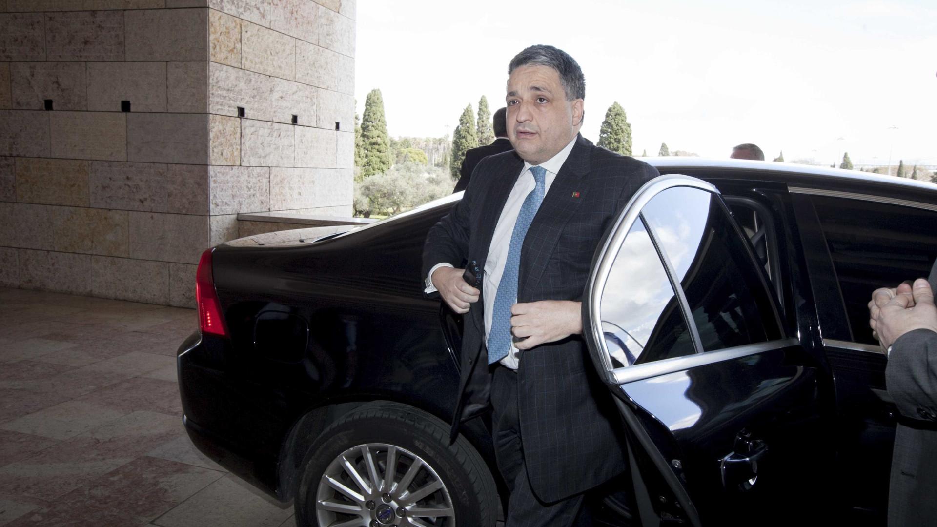 'Saúde' da CGD nas mãos do ex-ministro Paulo Macedo
