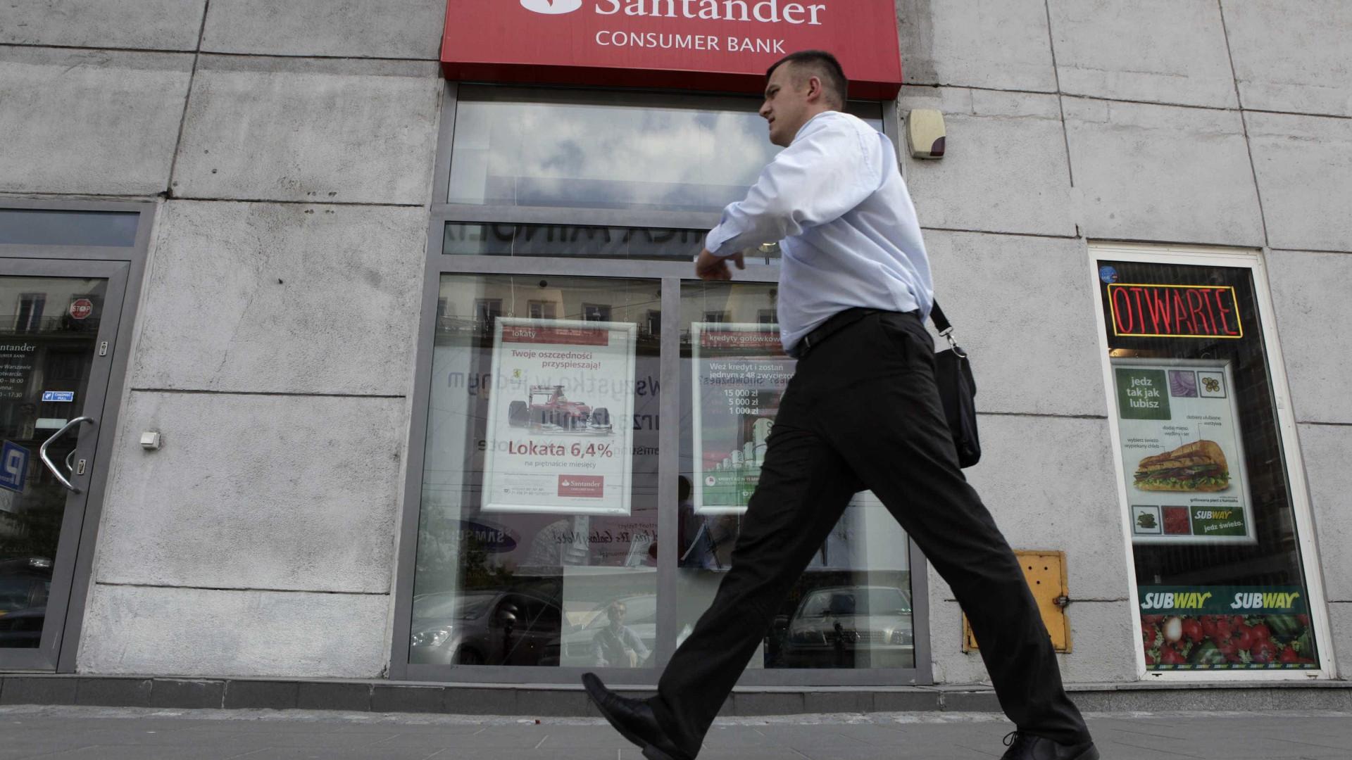 Santander nomeia como administrador o presidente da filial no Brasil