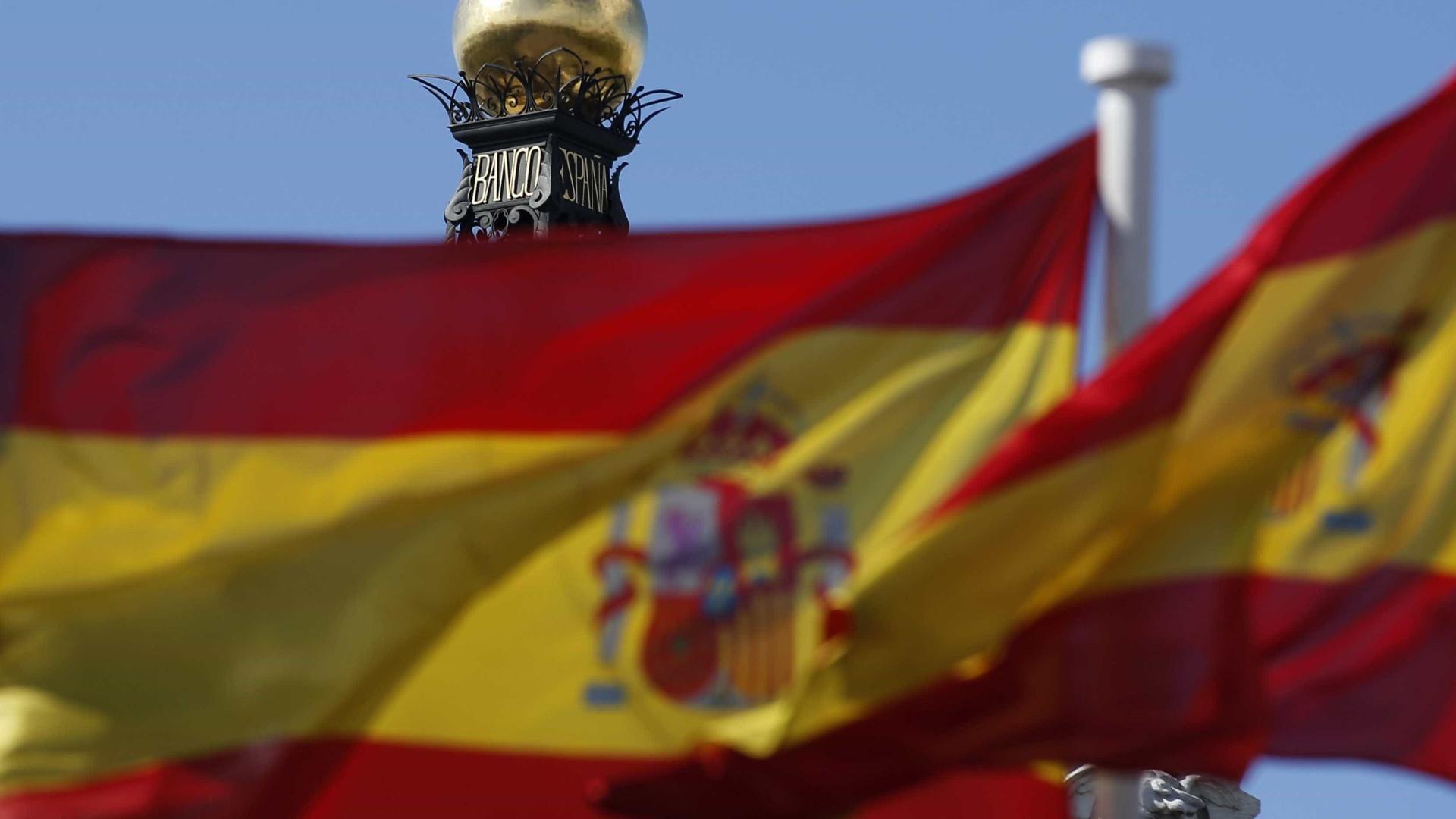 Desemprego sobe em Espanha em novembro