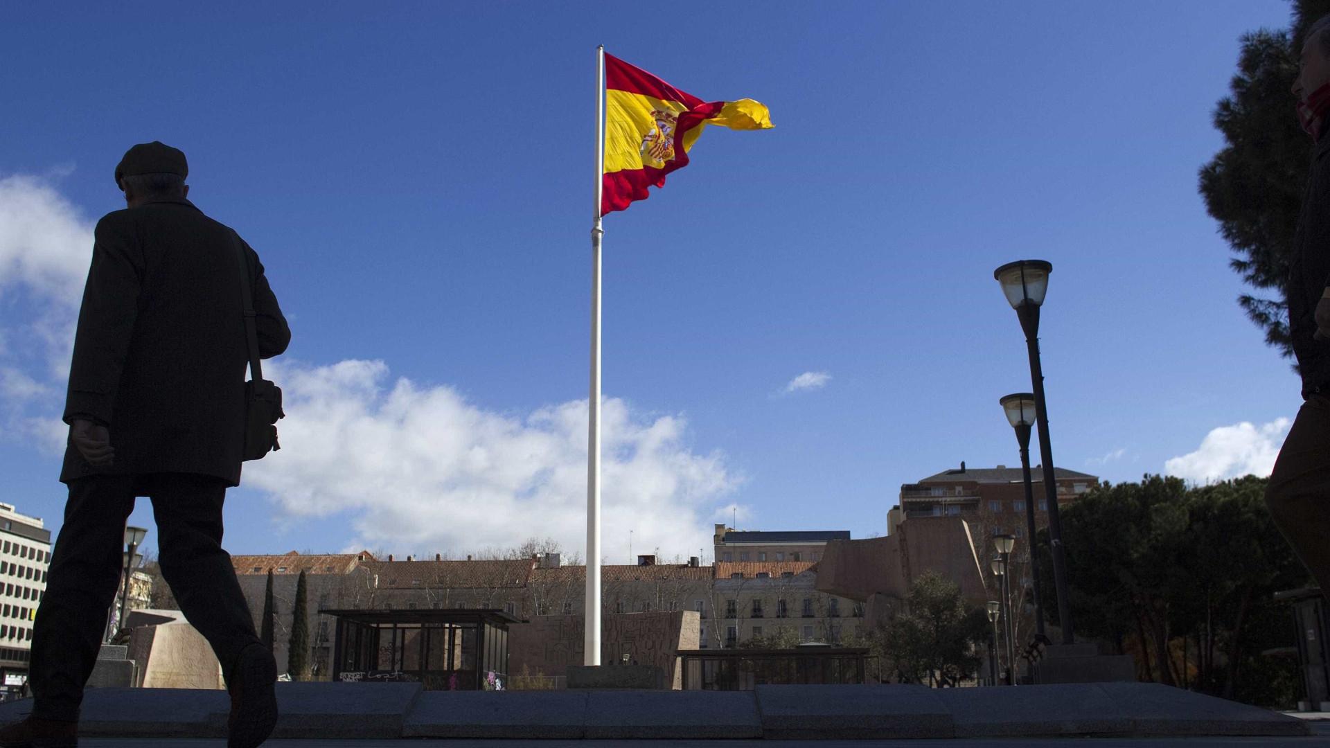 Inflação espanhola sobe pelo segundo mês consecutivo