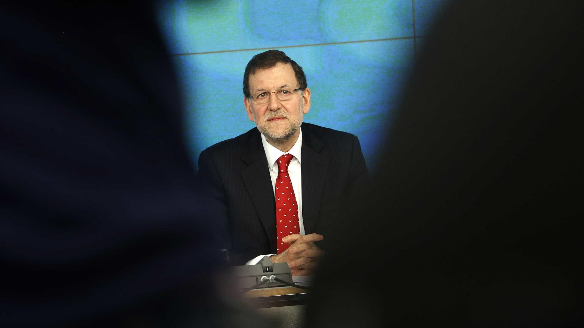 Mariano Rajoy anuncia saída de liderança do PP