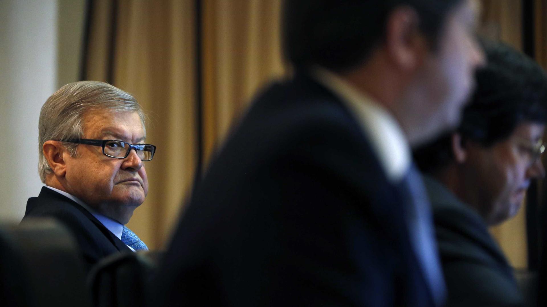 Presidente da República condecorou Alexandre Soares dos Santos