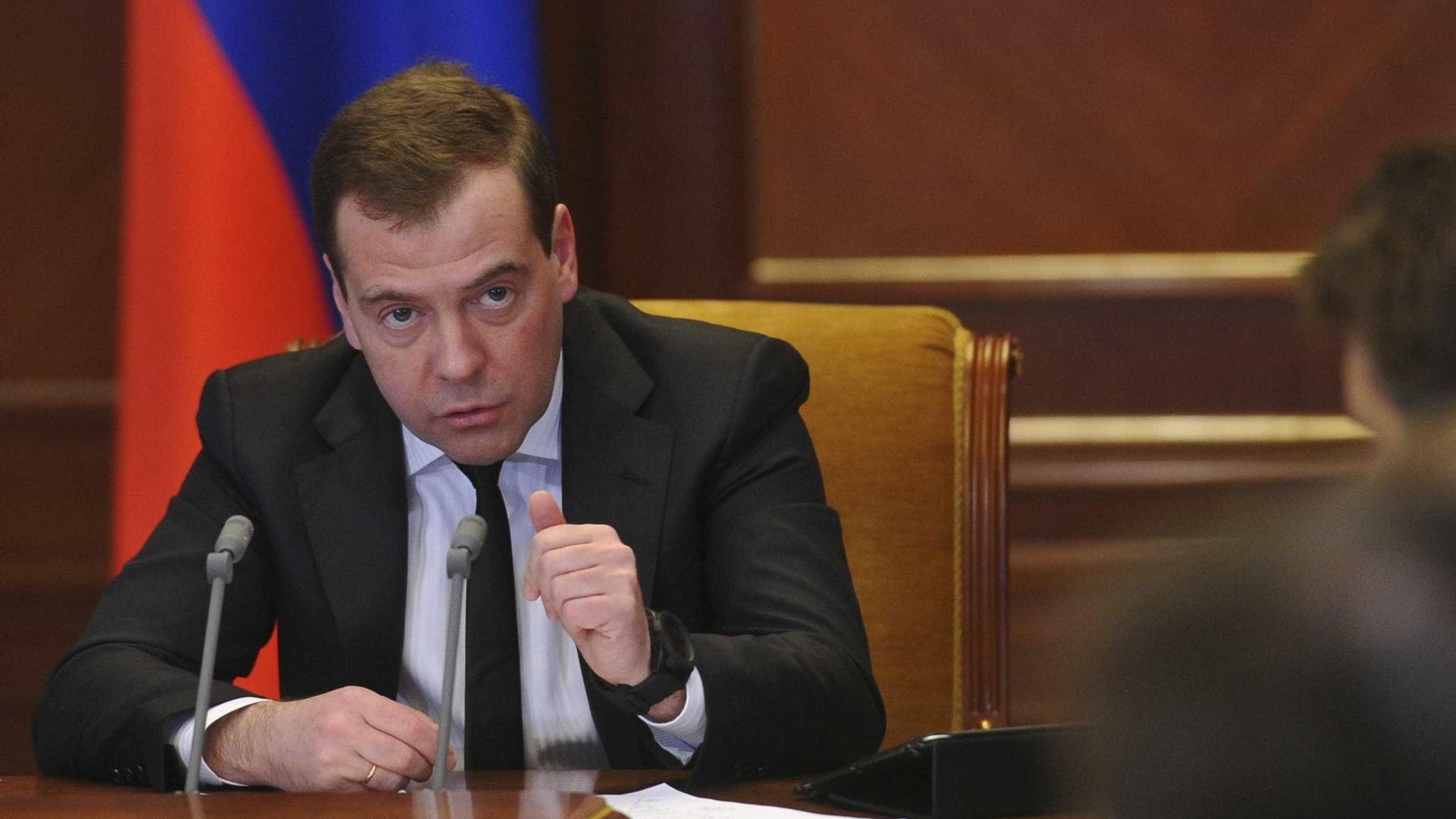 Rússia admite responder com todos os meios contra sanções dos EUA