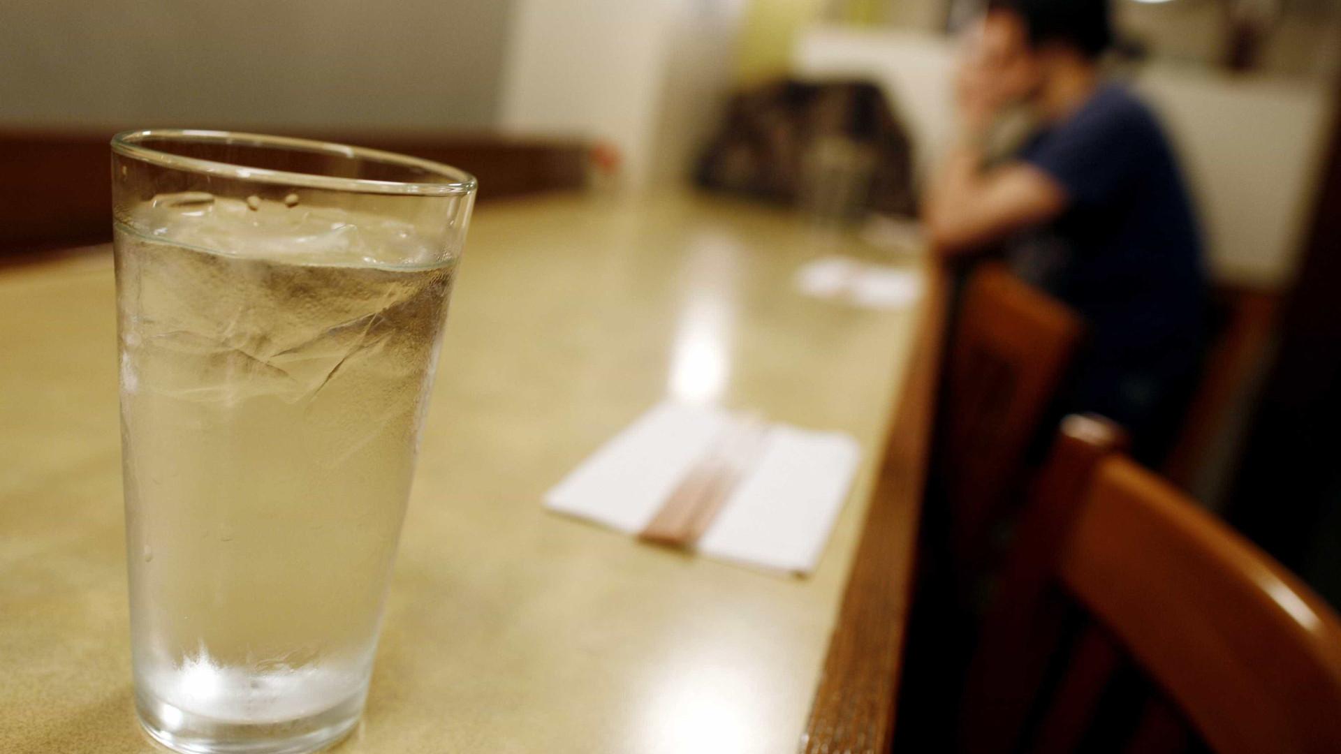 Milhares de portugueses beberam água com fezes