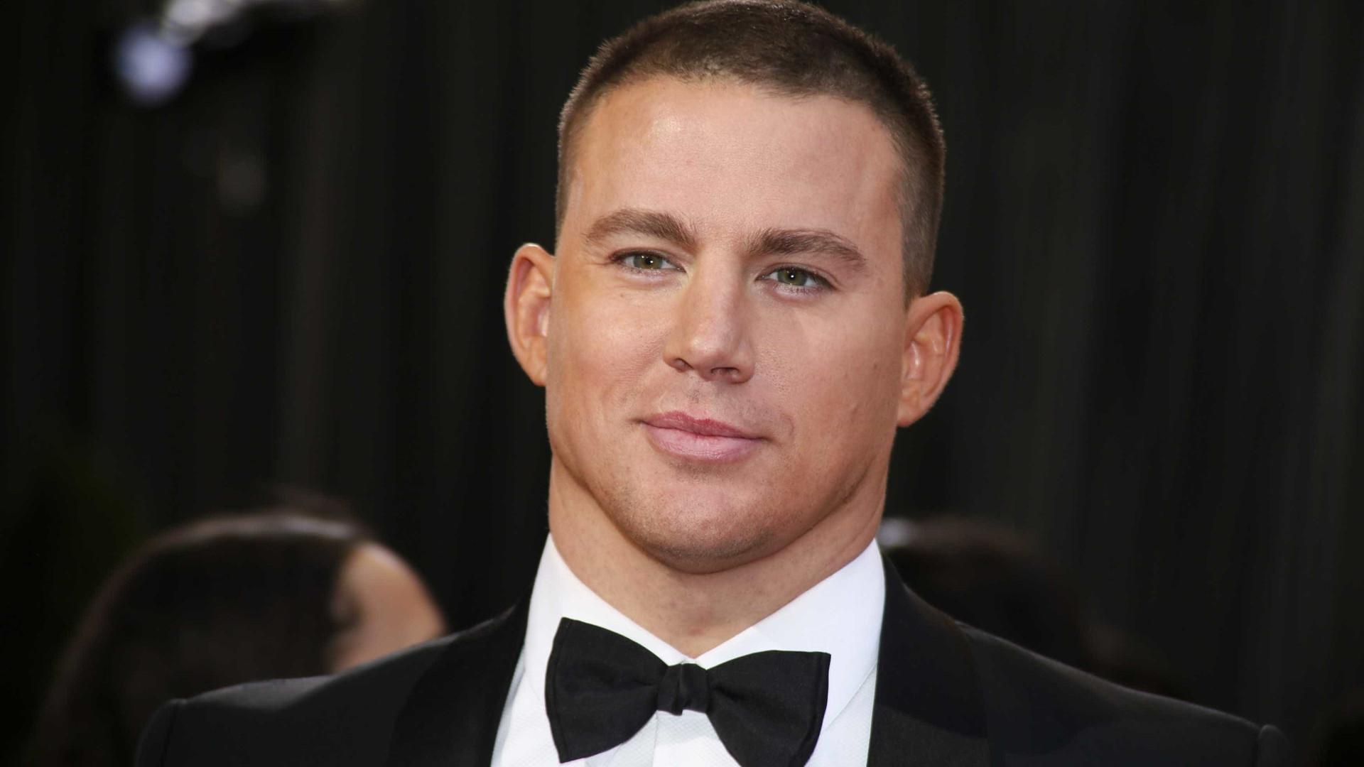 Channing Tatum termina parceria com a The Weinstein Company