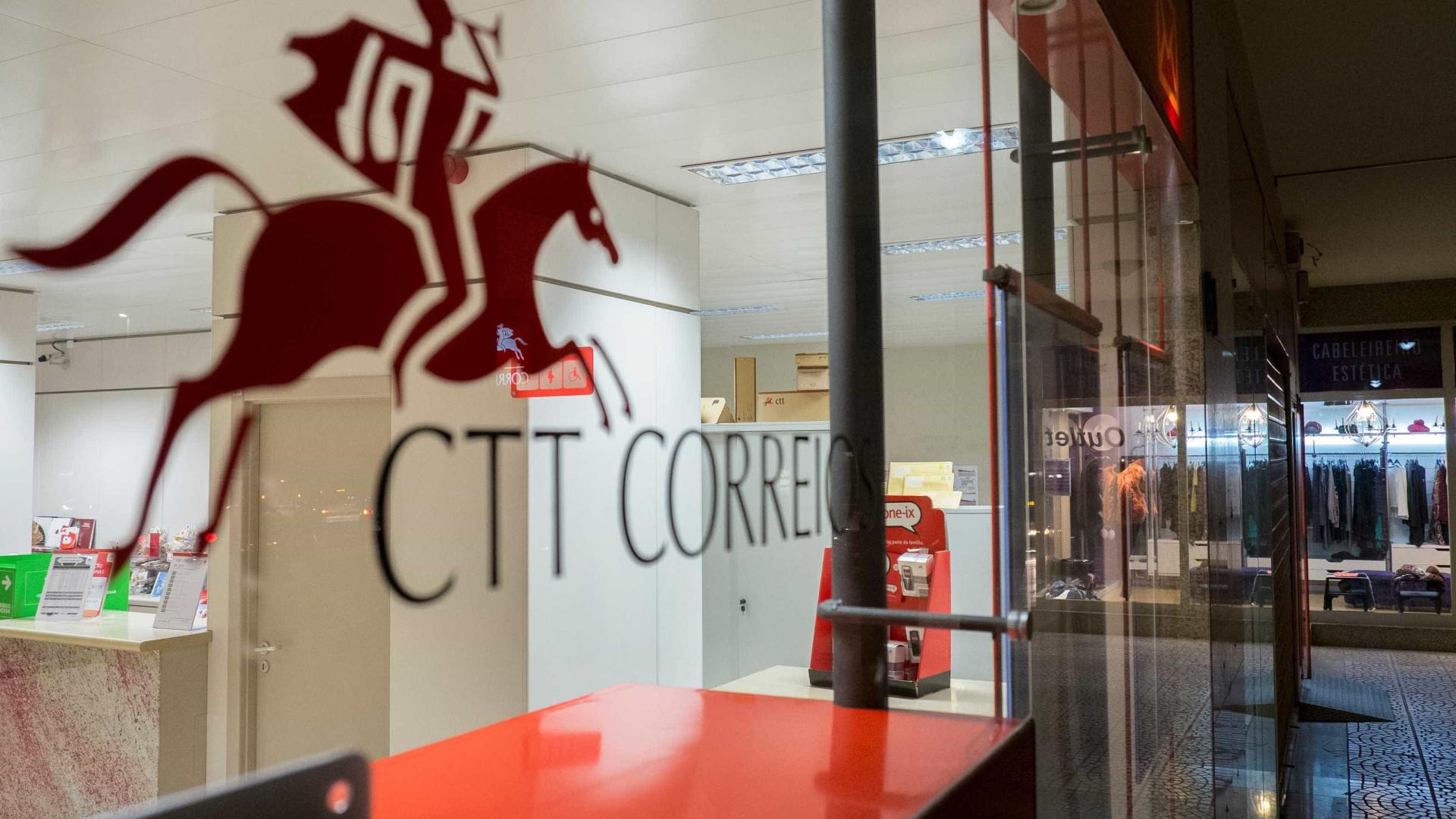Banco CTT convence portugueses: Em nove meses, angariou 100 mil clientes