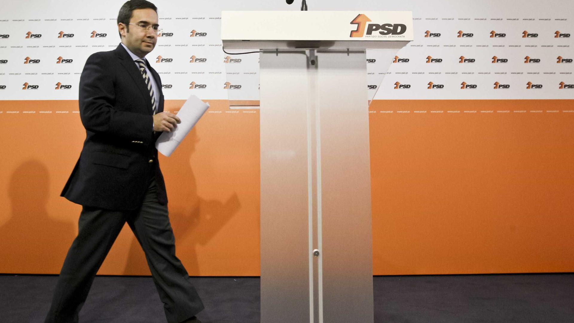 PSD diz que eleição de Moreira da Silva para OCDE prestigia Portugal