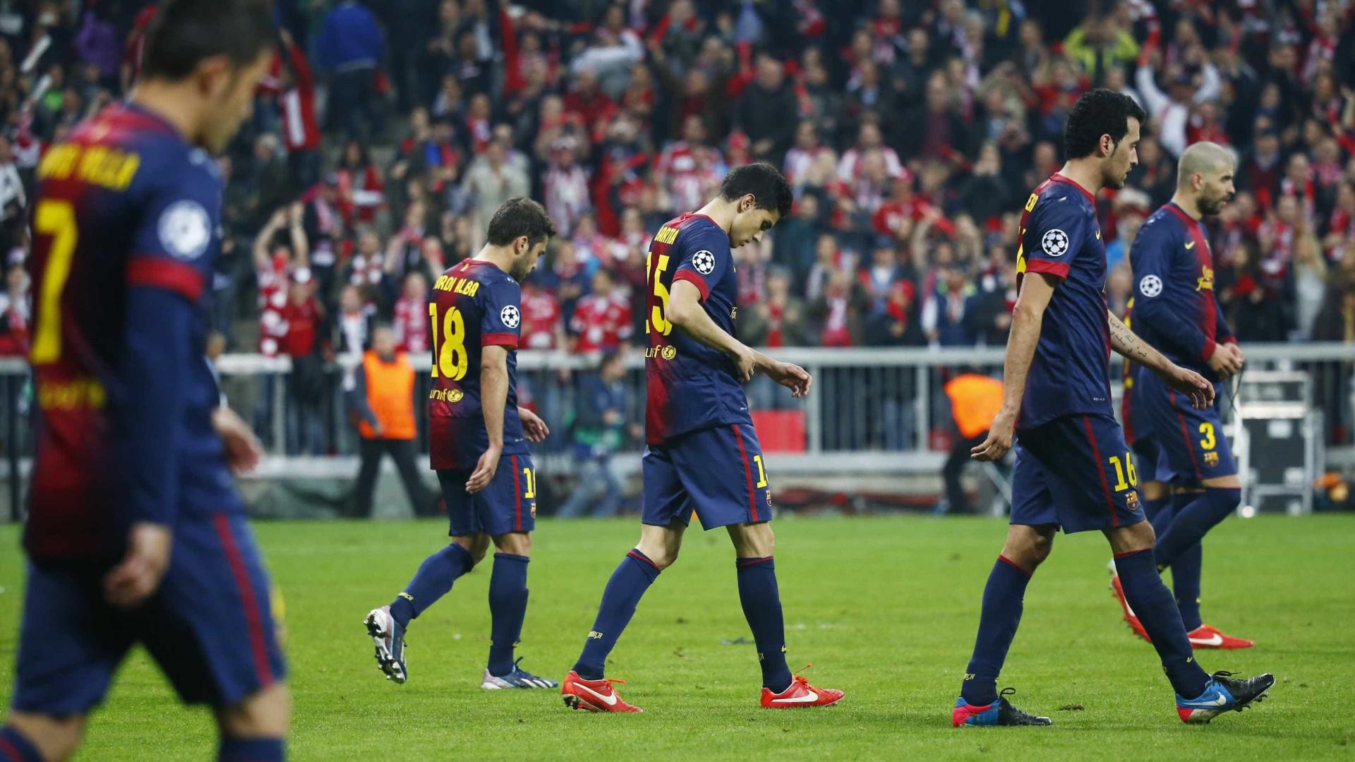 b71aeef41a Notícias ao Minuto - Jogadores do Barcelona convocados para Catalunha
