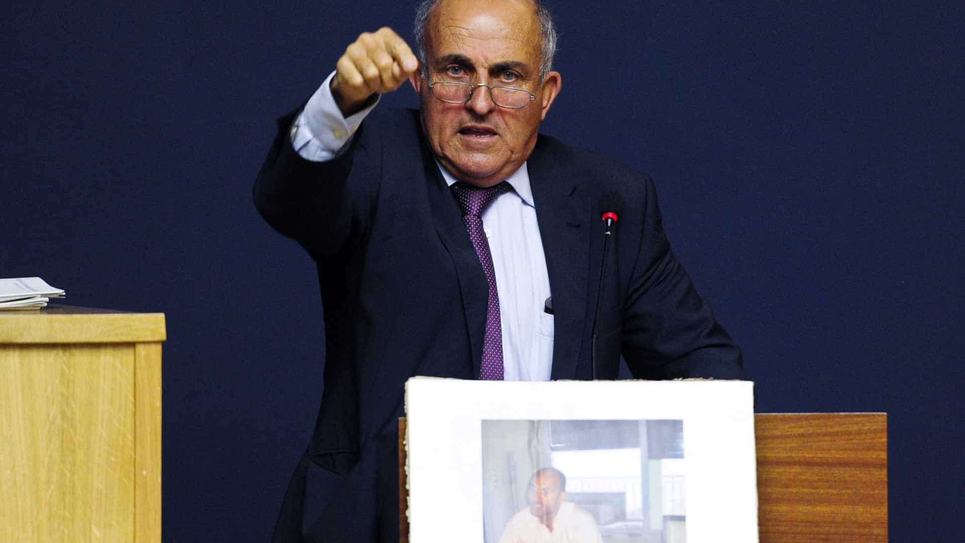 Deputado José Manuel Coelho condenado a ano e meio de prisão domiciliária