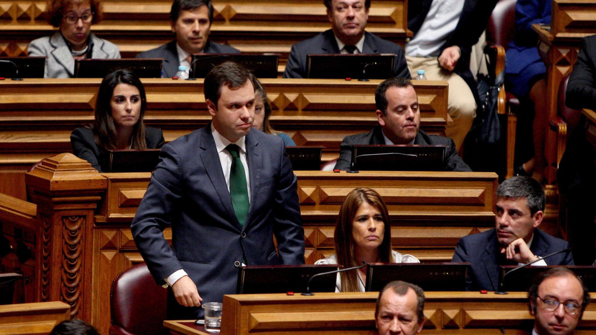 """António Costa é acusado de """"chico espertismo"""" por CDS Madeira"""