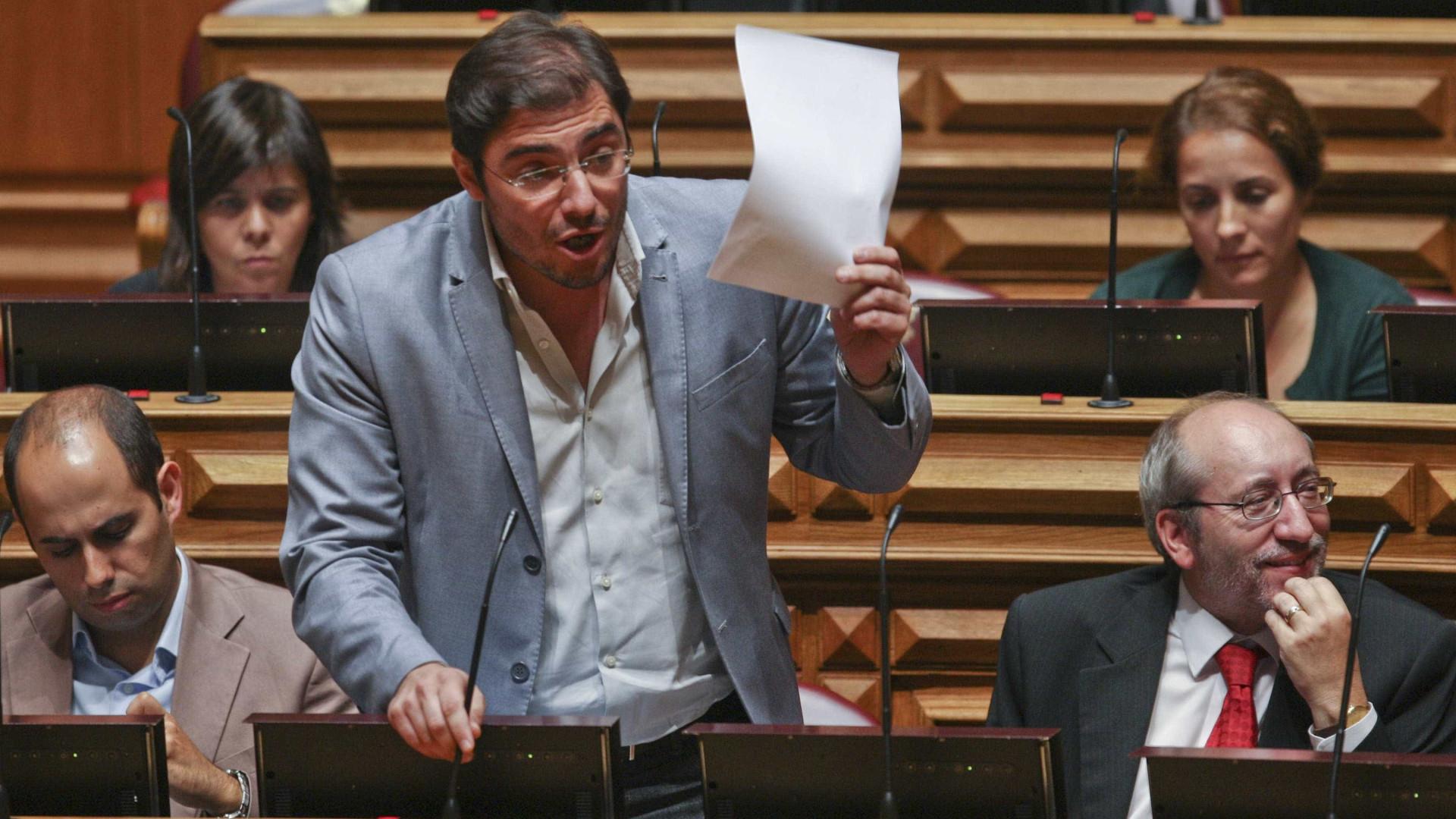 """PCP reclama reitera que Orçamento fica """"aquém das necessidades"""""""