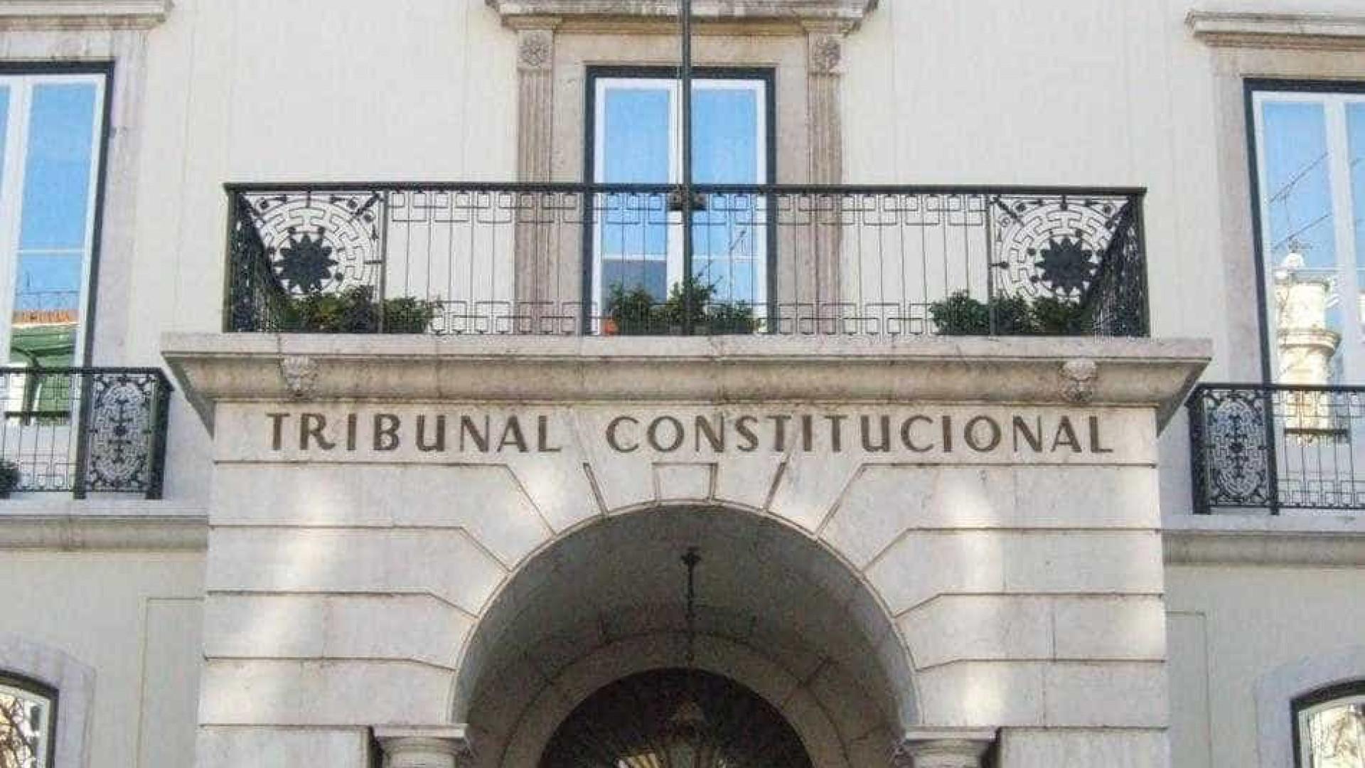 Revisão da Constituição de deputados do PSD propõe extinção do TC
