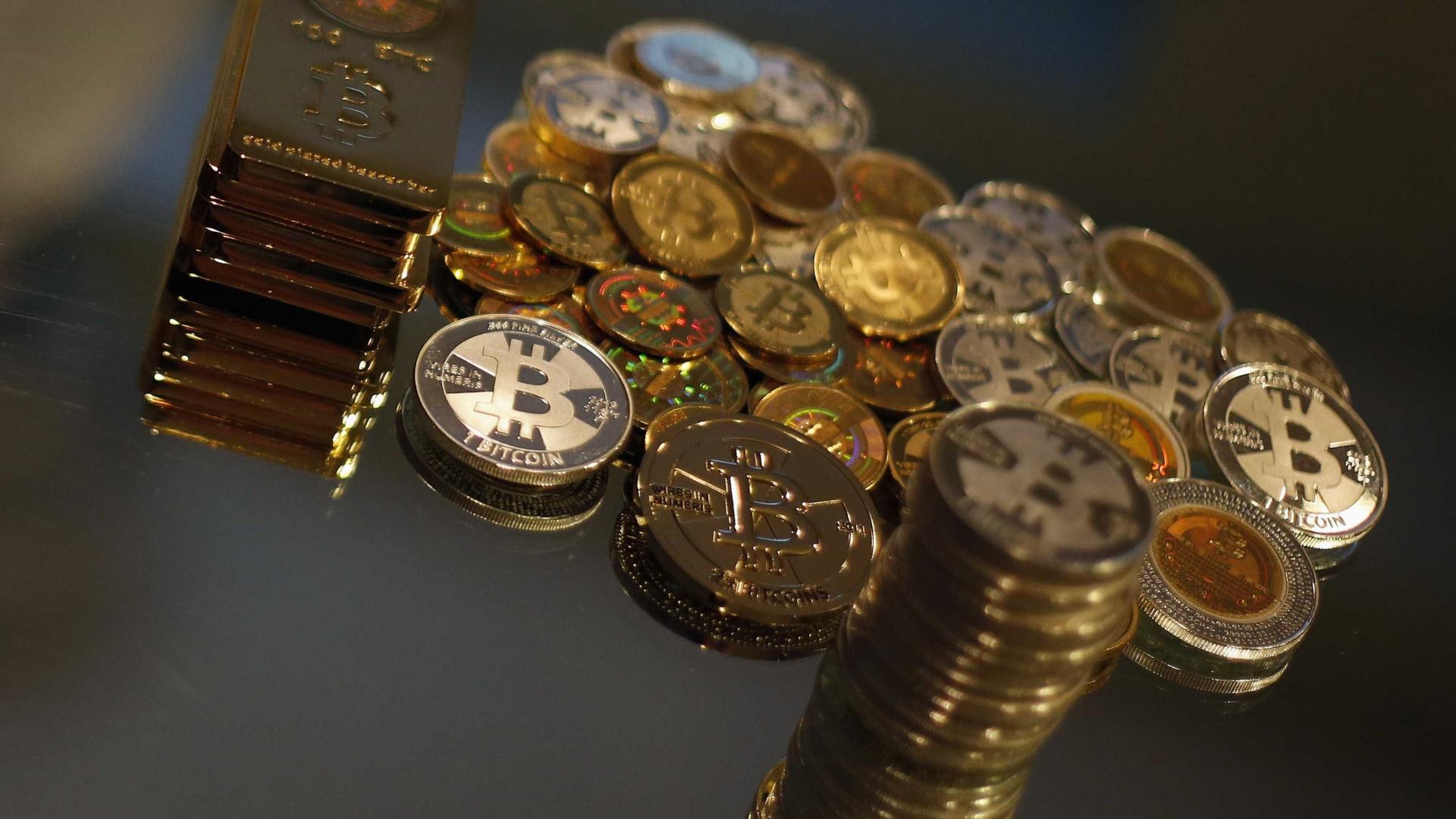 Bitcoin segue em alta de 1,6% nesta quinta-feira