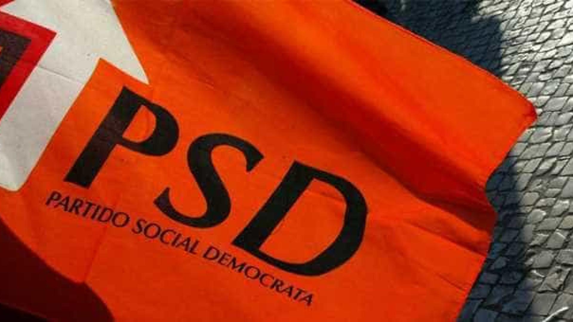 PSD quer Governo a reduzir dívidas e pagamentos em atraso em 30%
