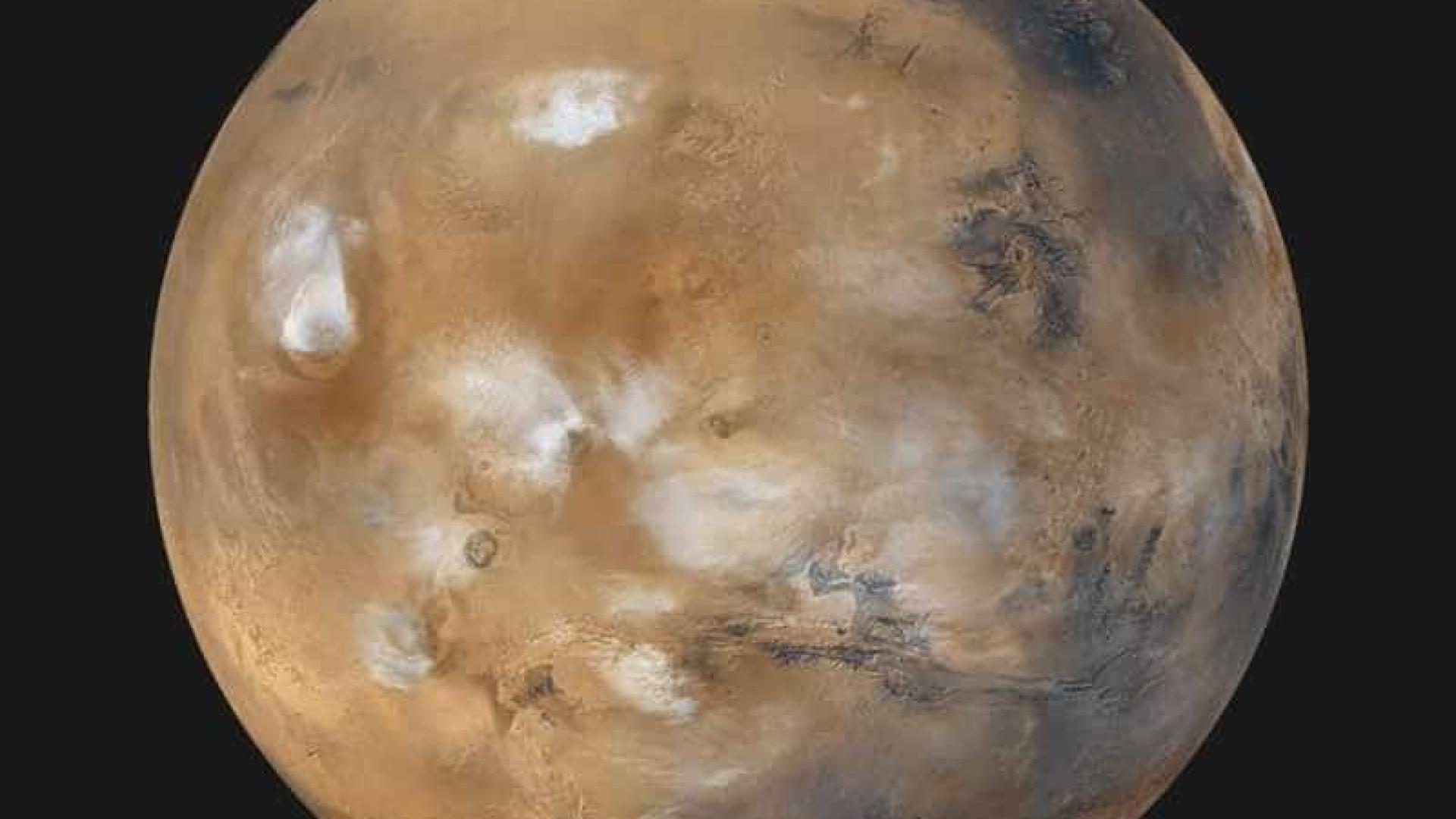 NASA desmente teoria da conspiração. Não há crianças raptadas em Marte