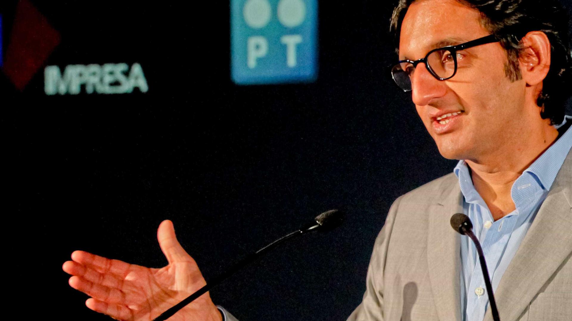 Zeinal Bava acredita numa boa administração da PT