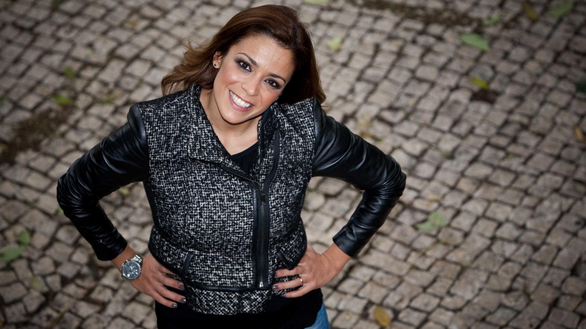 Rita Ferro Rodrigues partilha foto romântica com o companheiro