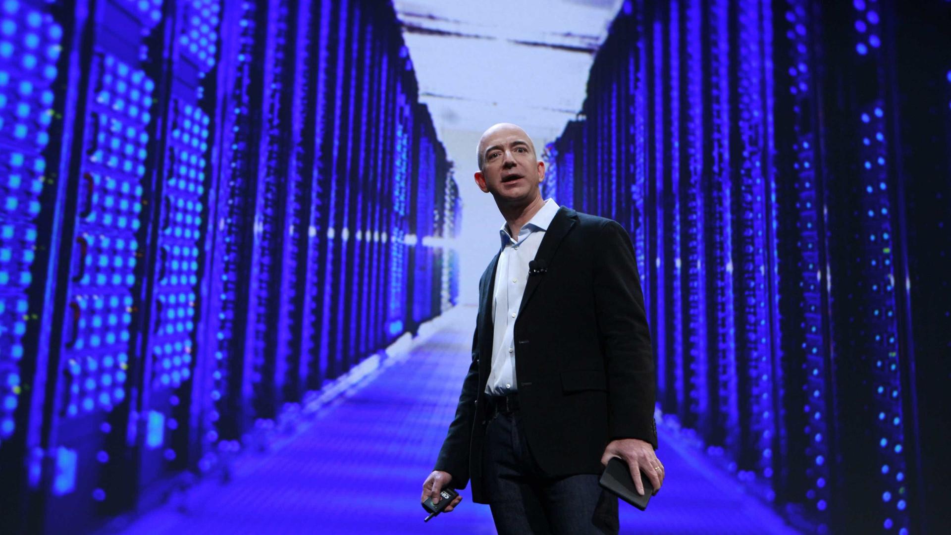 CEO da Amazon quer criar infantários para crianças carenciadas