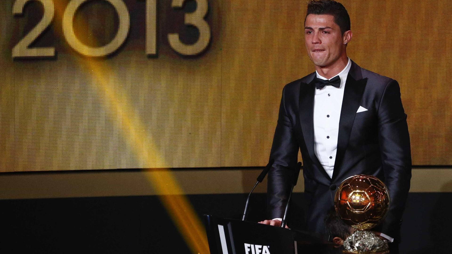 Ronaldo diz que quis muito ganhar Bola de Ouro e espera repetir c702b30b6b5bb
