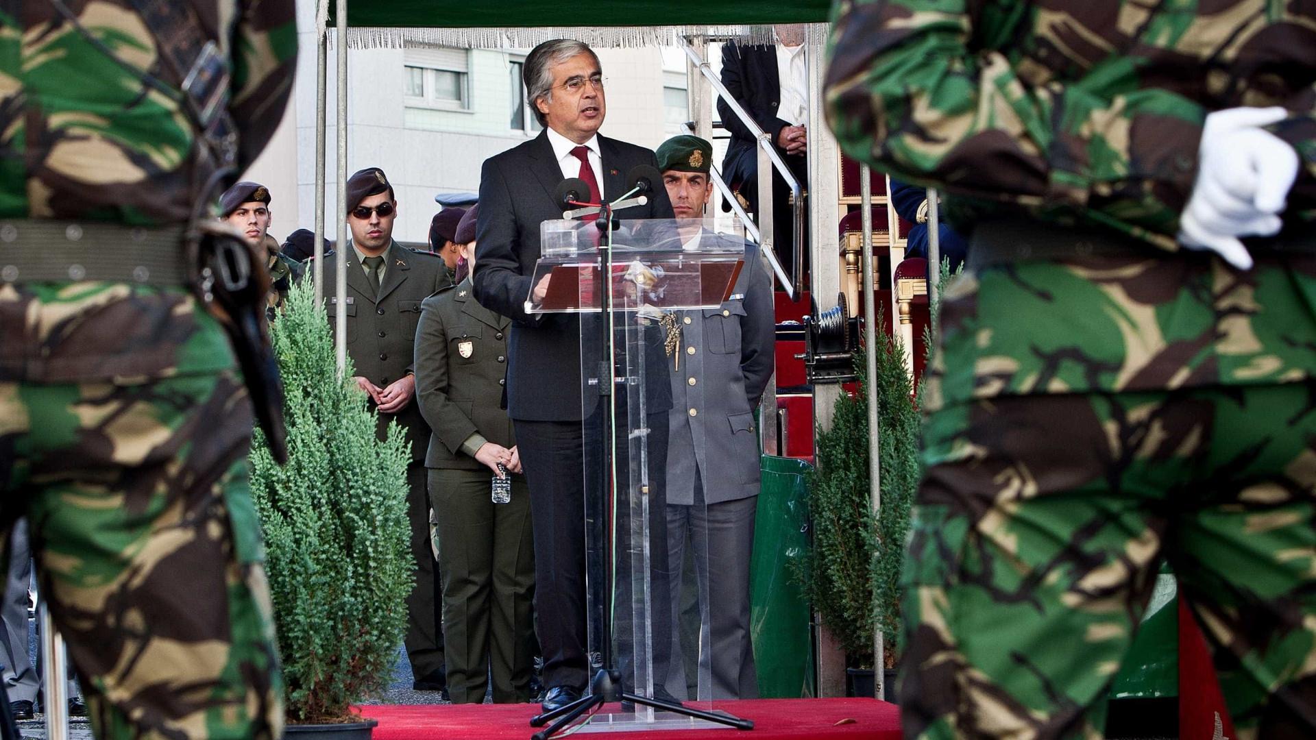 Militares sofrem corte nos salários superior a 200% face a 2013
