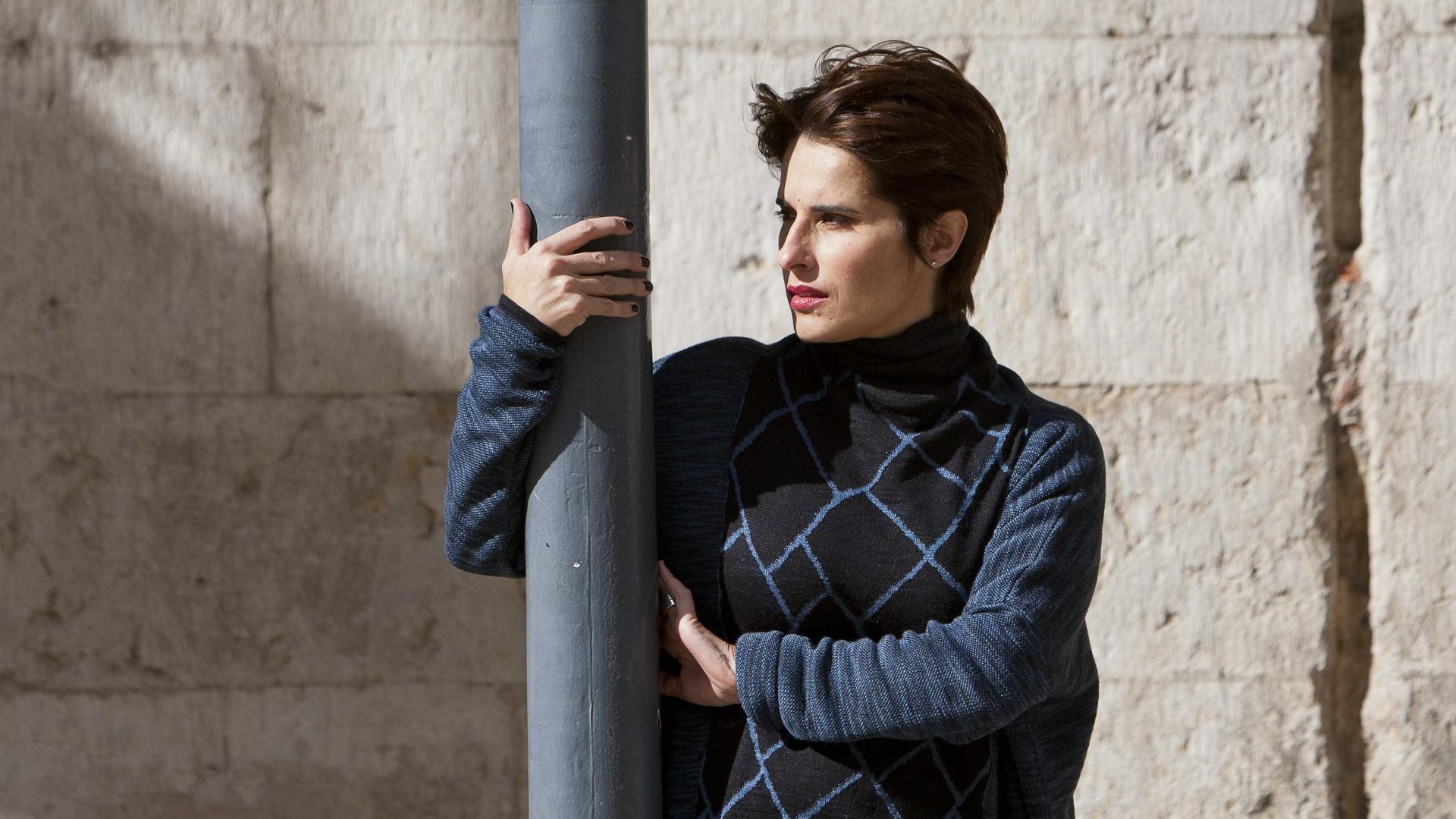 Cristina Branco atua em Ílhavo no dia em que sai o novo CD