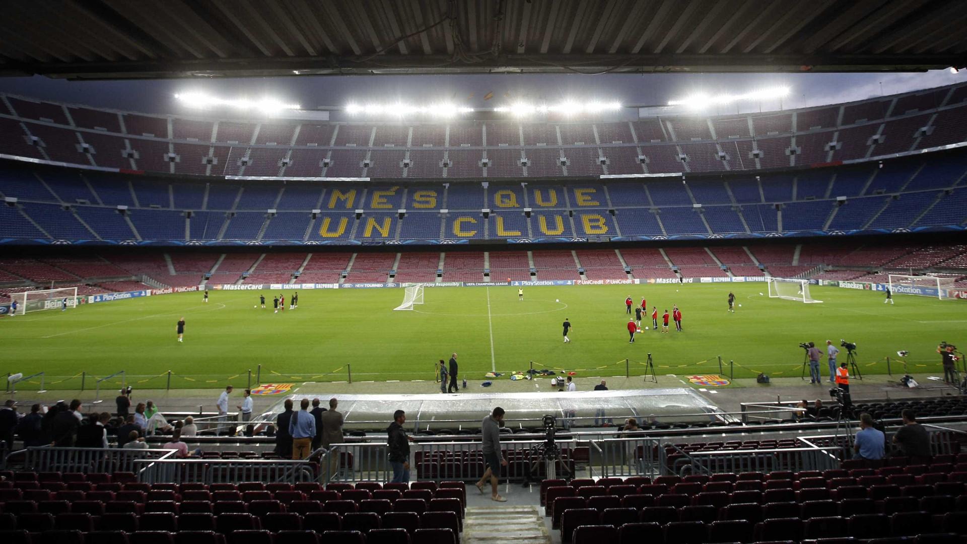 Chuva de milhões na Europa no regresso de Pep a Camp Nou