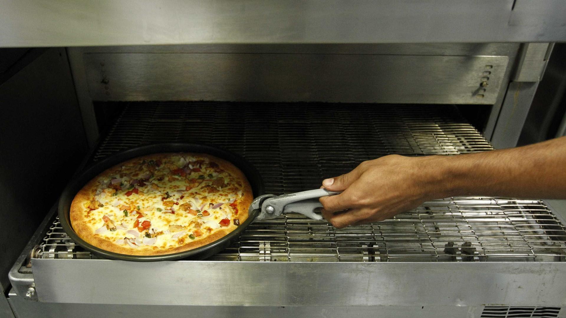 Telepizza quer gerir Pizza Hut em Portugal