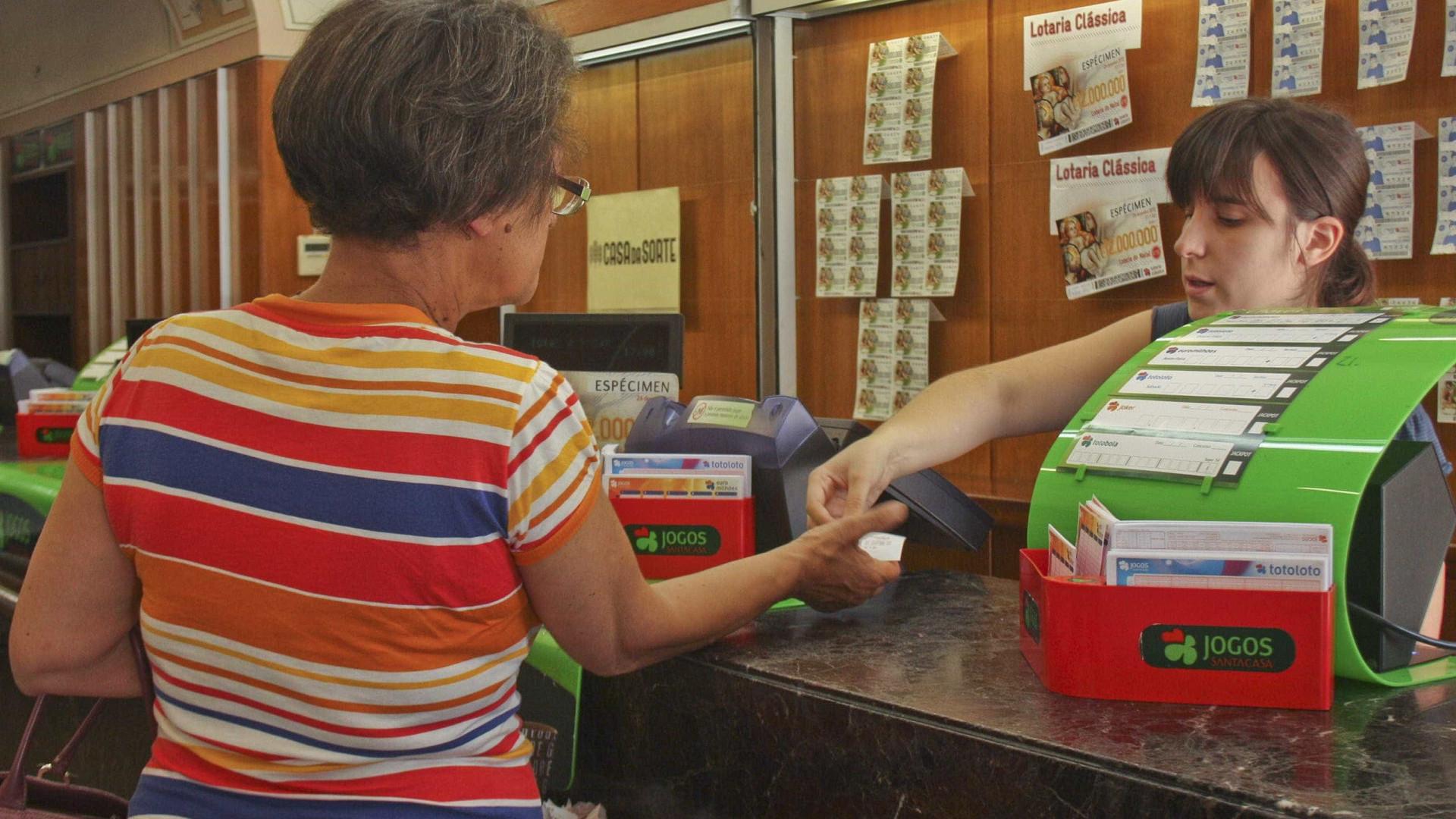 Hoje mudam as regras dos pagamentos de prémios... E não só