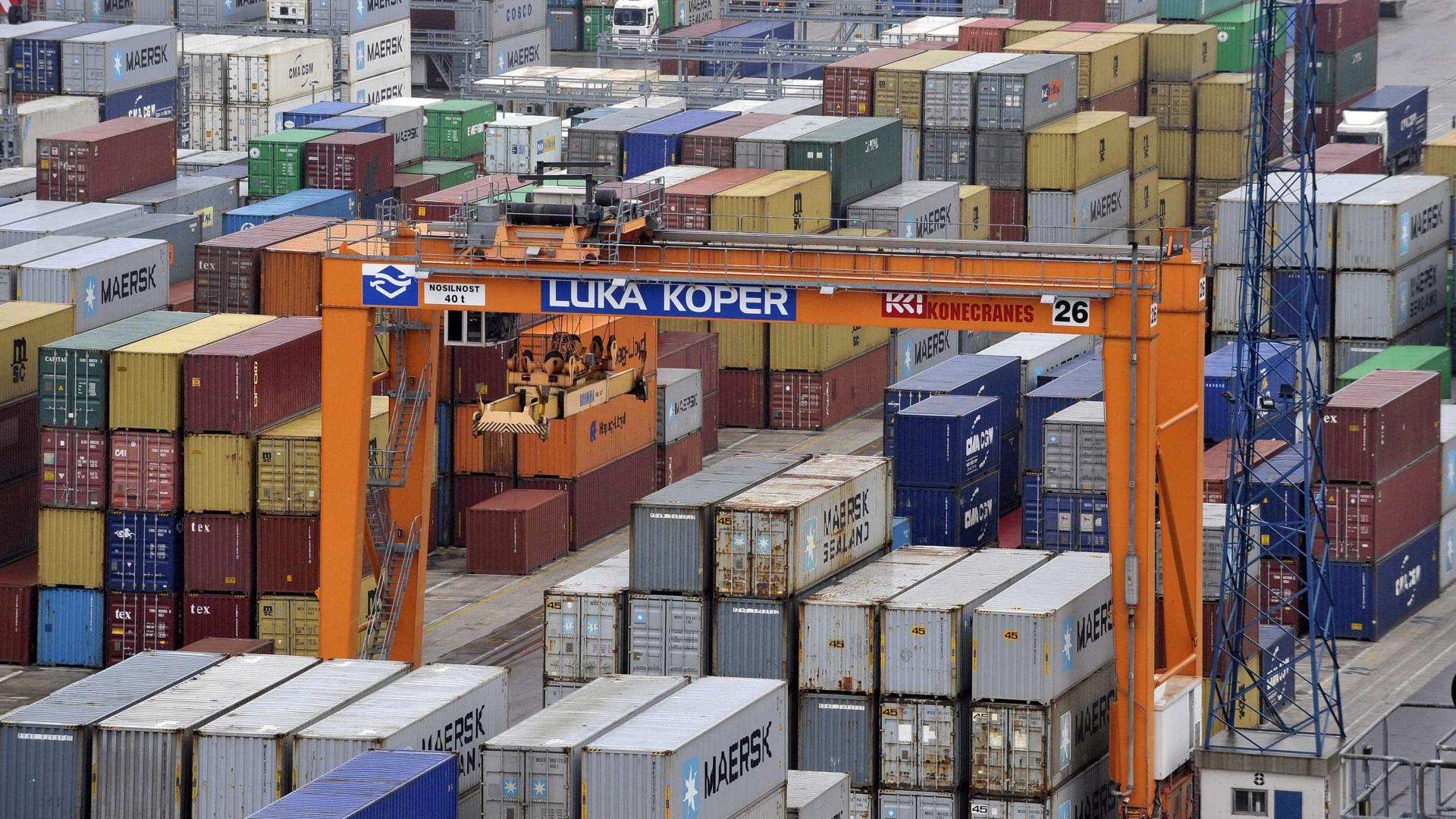 Bahamas, Brunei e Coreia do Norte lideram aumento de exportações portuguesas