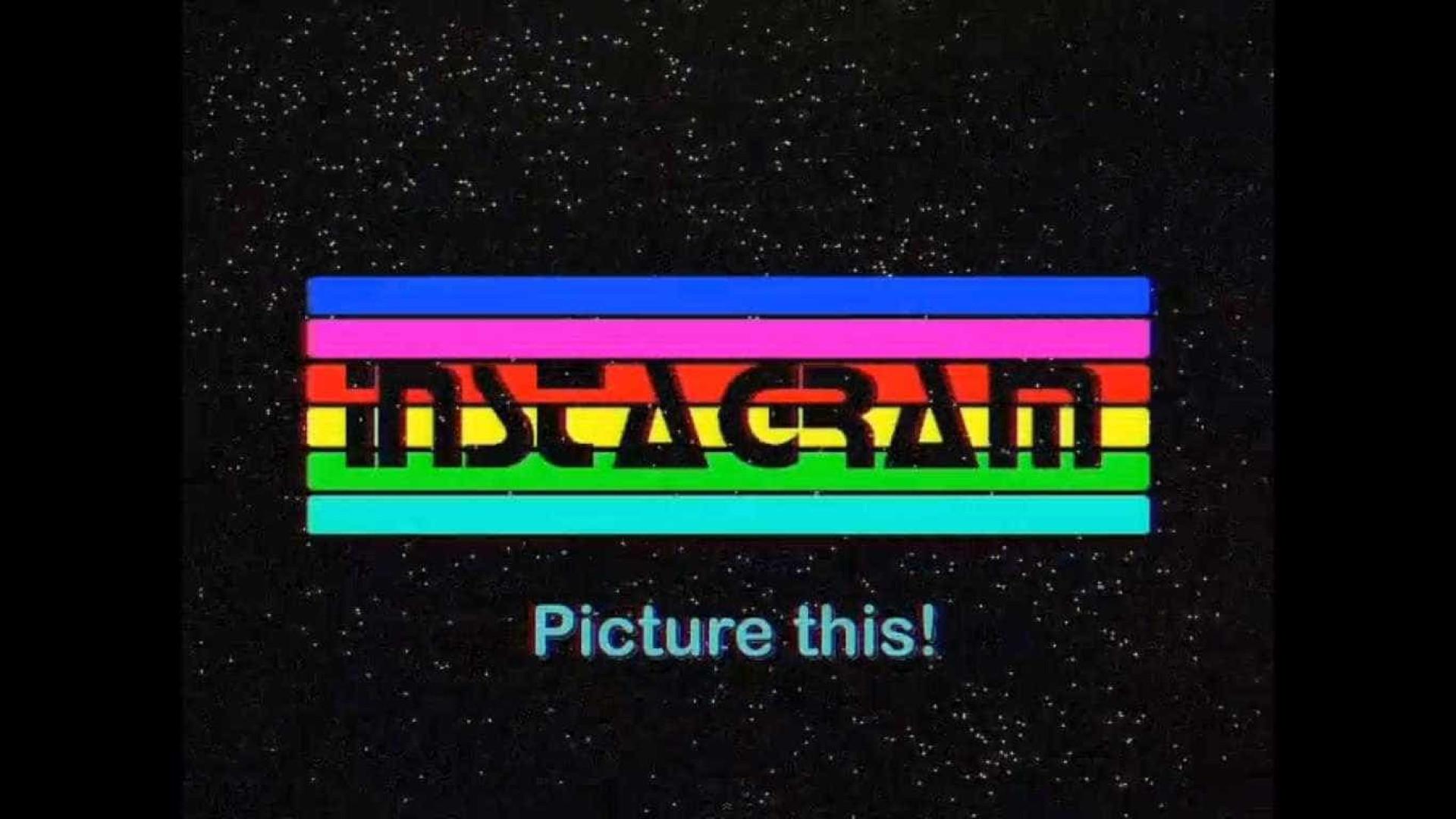 Como seria o Instagram em 'low-res' nos anos 80?