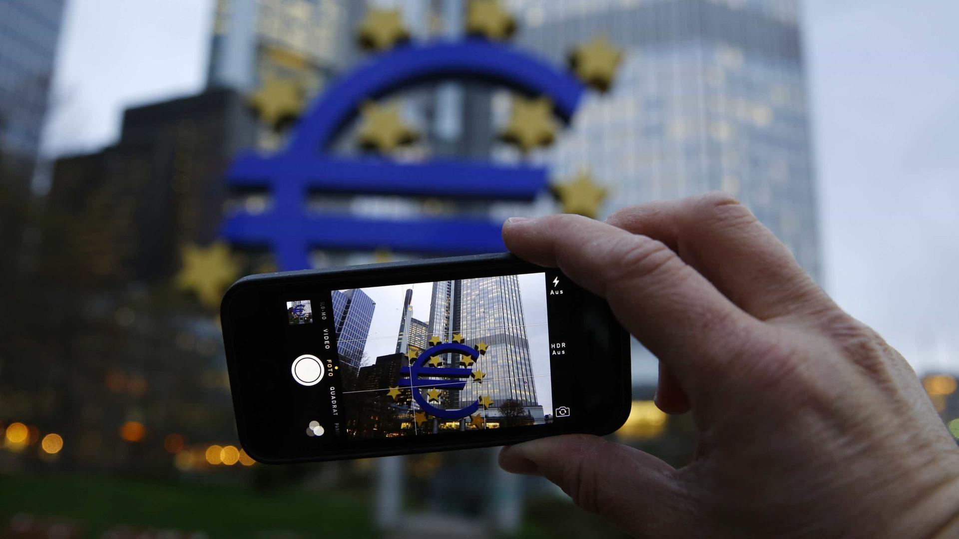 Inflação na zona euro aumenta em novembro