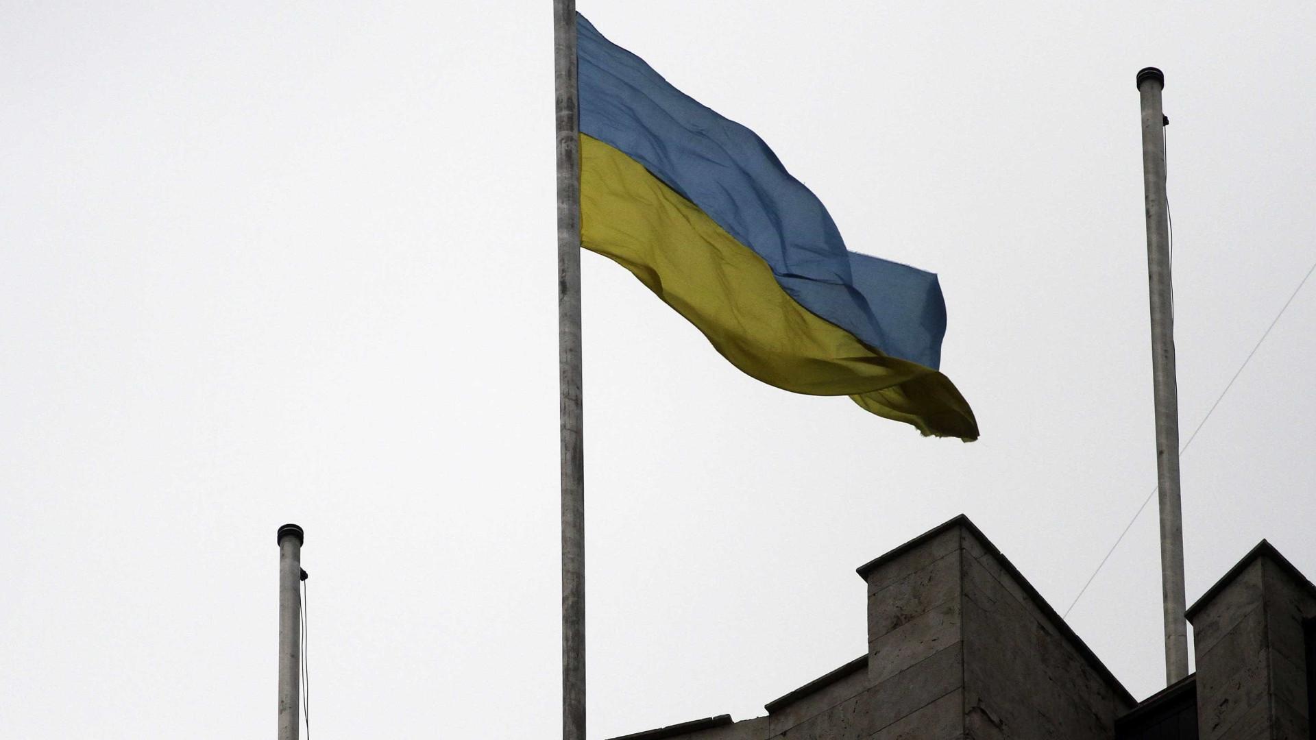 """Ucrânia pede à Europa que """"não aceite agressão russa como normalidade"""""""