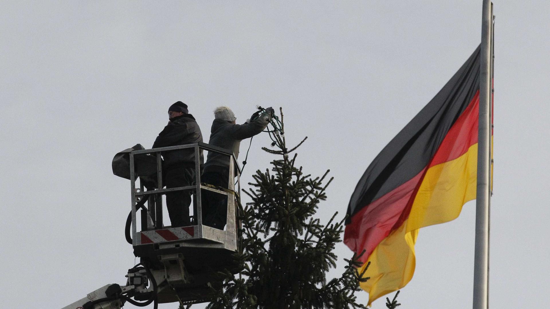 Taxa de desemprego na Alemanha desce em novembro