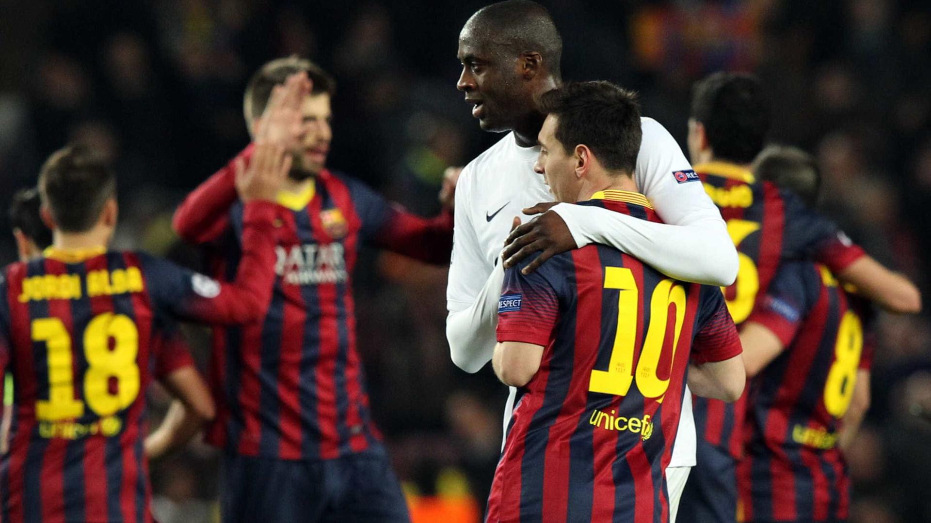 Barcelona anuncia receita líquida de 18 milhões de euros em 2016/2017