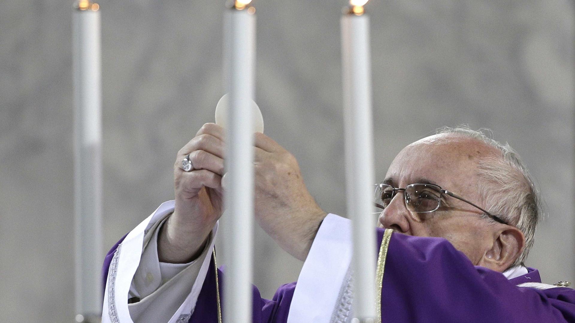 Papa poderá vir a excomungar corruptos