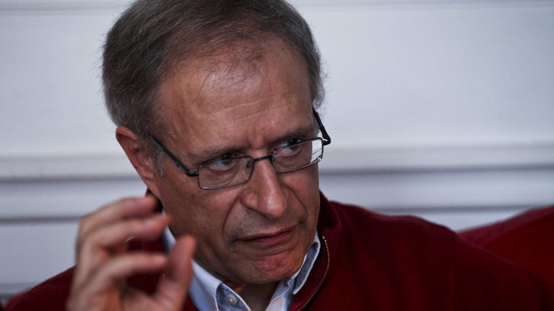 """Quem queria a recondução de Marques Vidal meteu """"o rabo entre as pernas"""""""