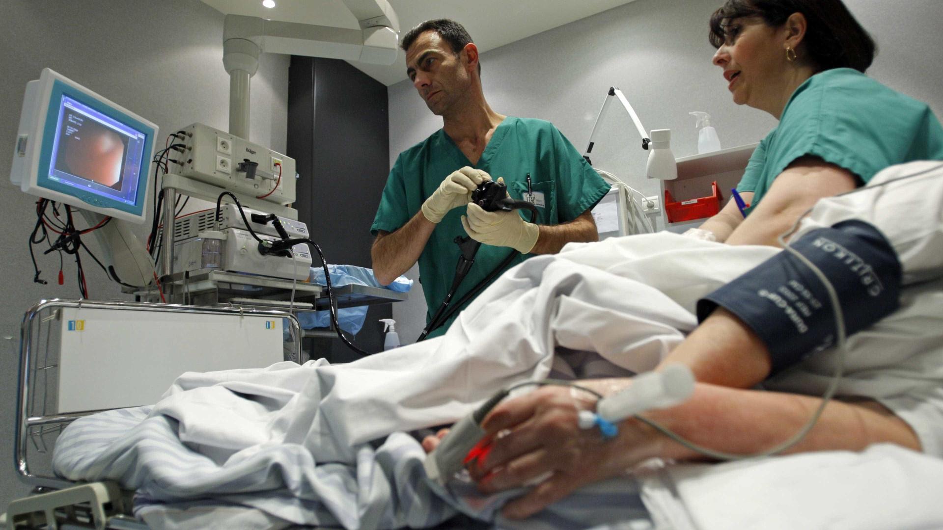 Cancro colorretal mata cerca de 4.000 pessoas por ano em Portugal