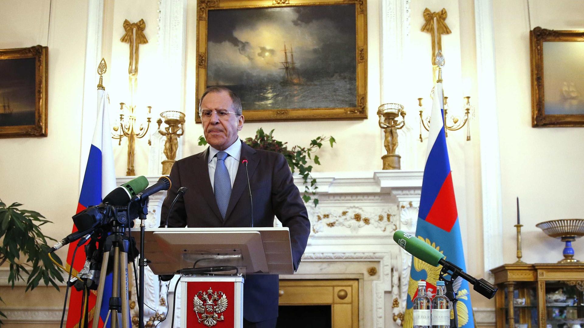 """Rússia alerta para """"graves riscos"""" na região da Ásia-Pacífico"""
