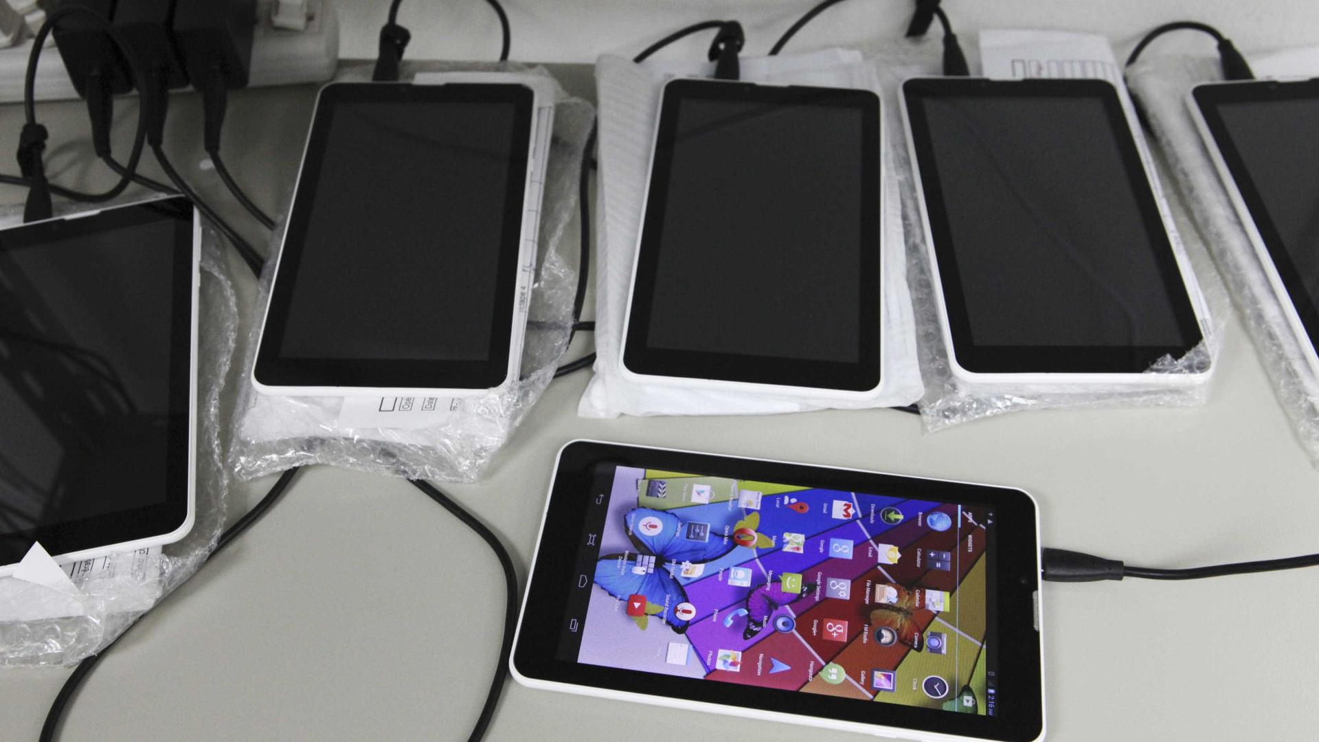 Governo pondera (outra vez) taxar telemóveis e tablets