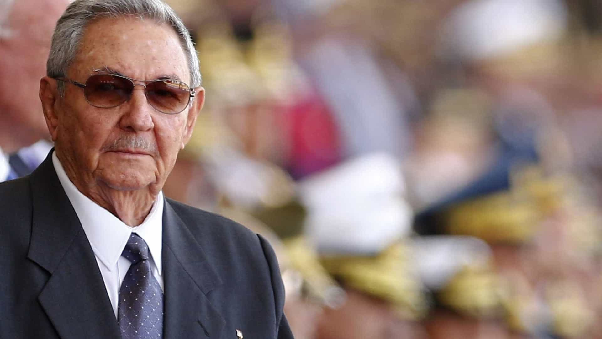 Raúl Castro rebate Trump: 'Cuba não precisa receber lições dos EUA'