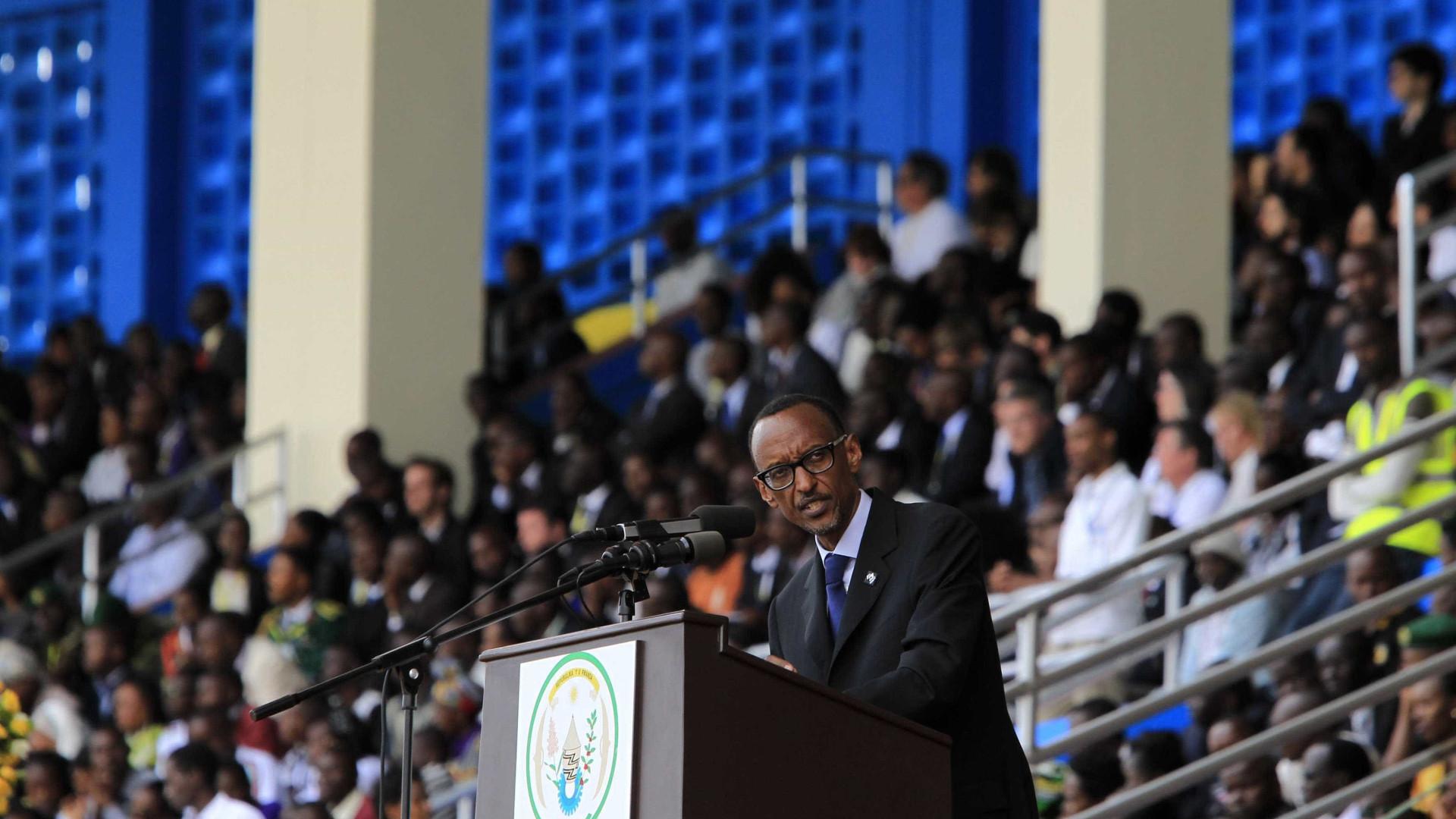 Kagame vence eleições em Ruanda com 98% dos votos, segundo projeção oficial