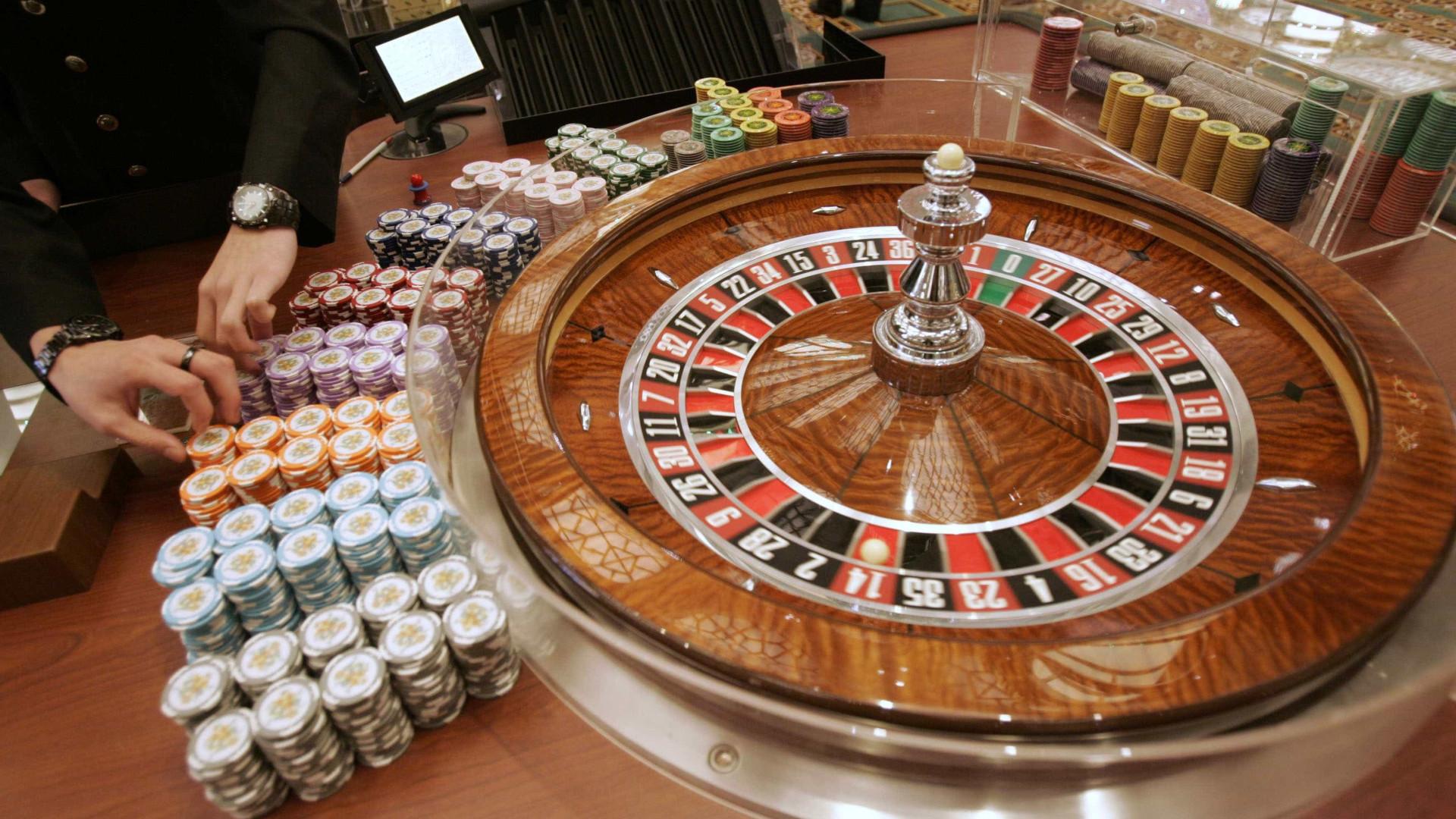 Receitas dos casinos de Macau sobem 29,2% em julho