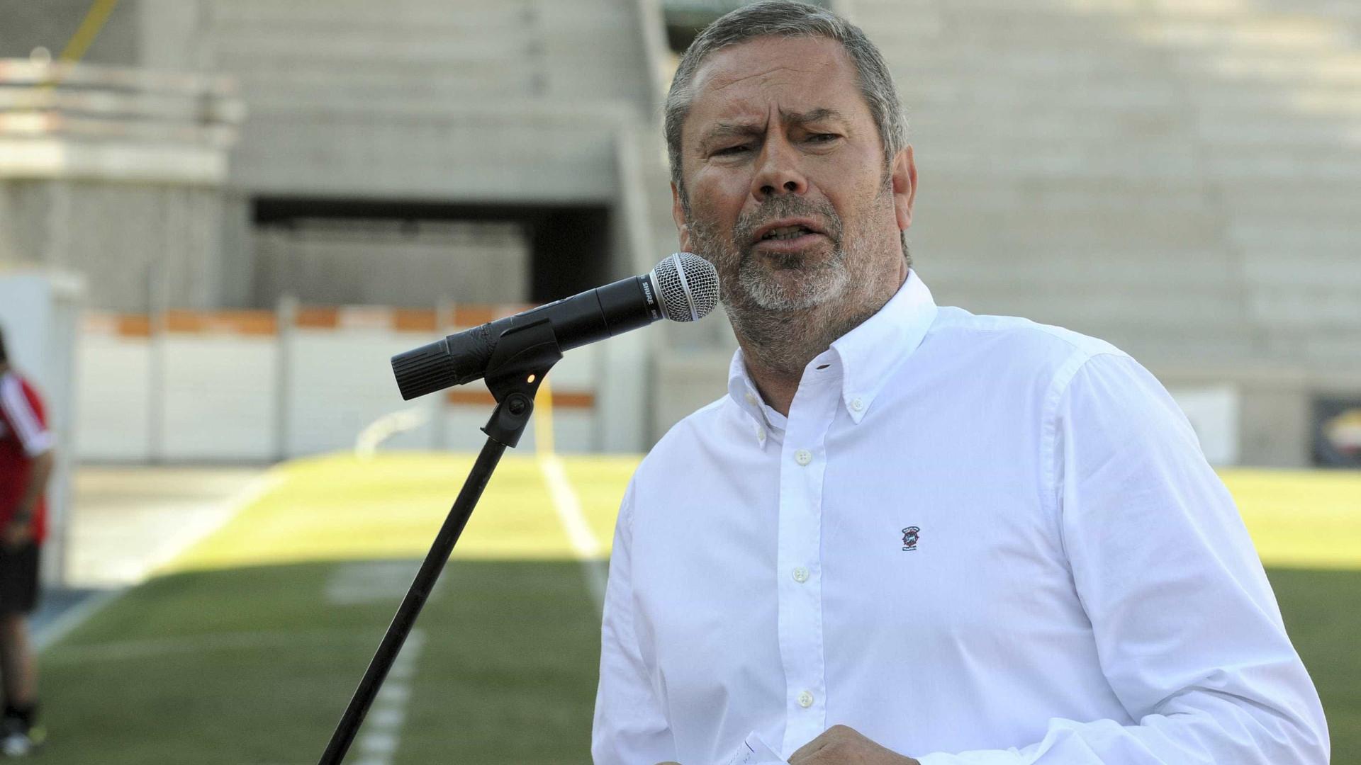 """""""Bruno de Carvalho? Não cedemos a pressões nem a lobbies"""""""