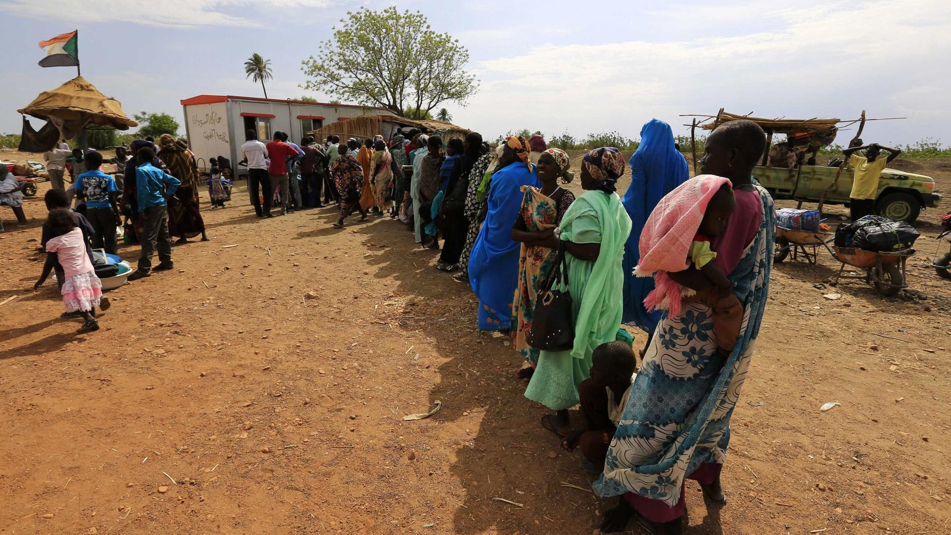 """Processo de """"limpeza étnica em curso"""" no Sudão do Sul"""