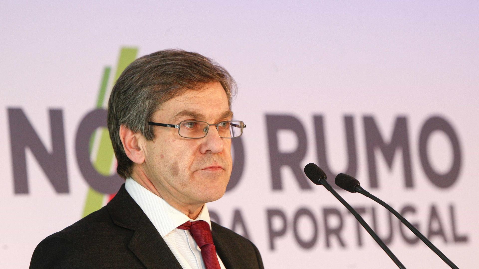 Jorge Lacão indicado para o Conselho Superior de Segurança Interna
