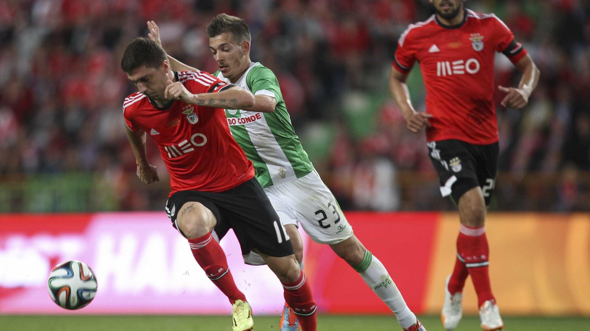 Benfica conquista segundo título da época 13b00ff87ba95